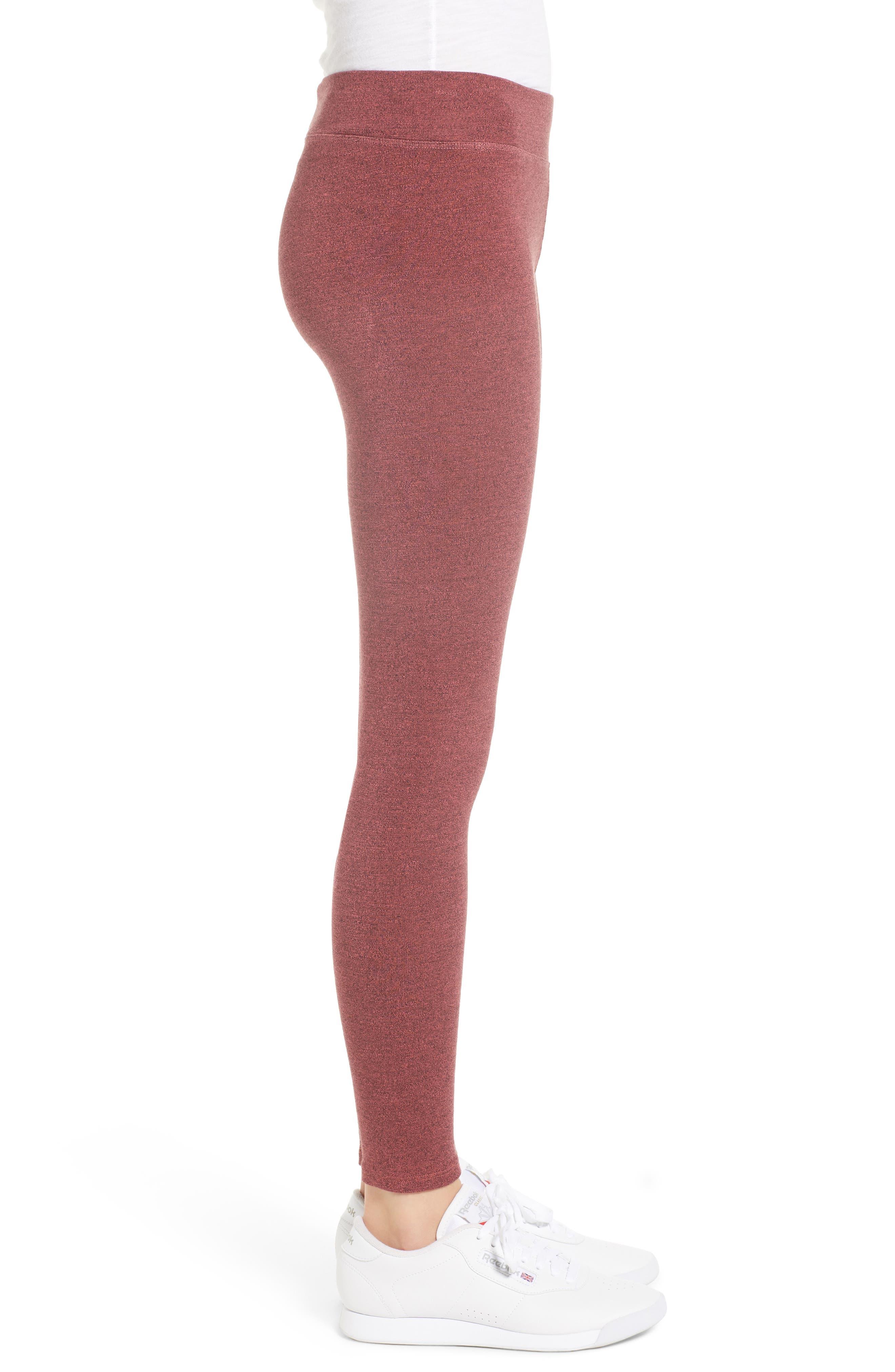Active Stripe Yoga Pants,                             Alternate thumbnail 3, color,                             651