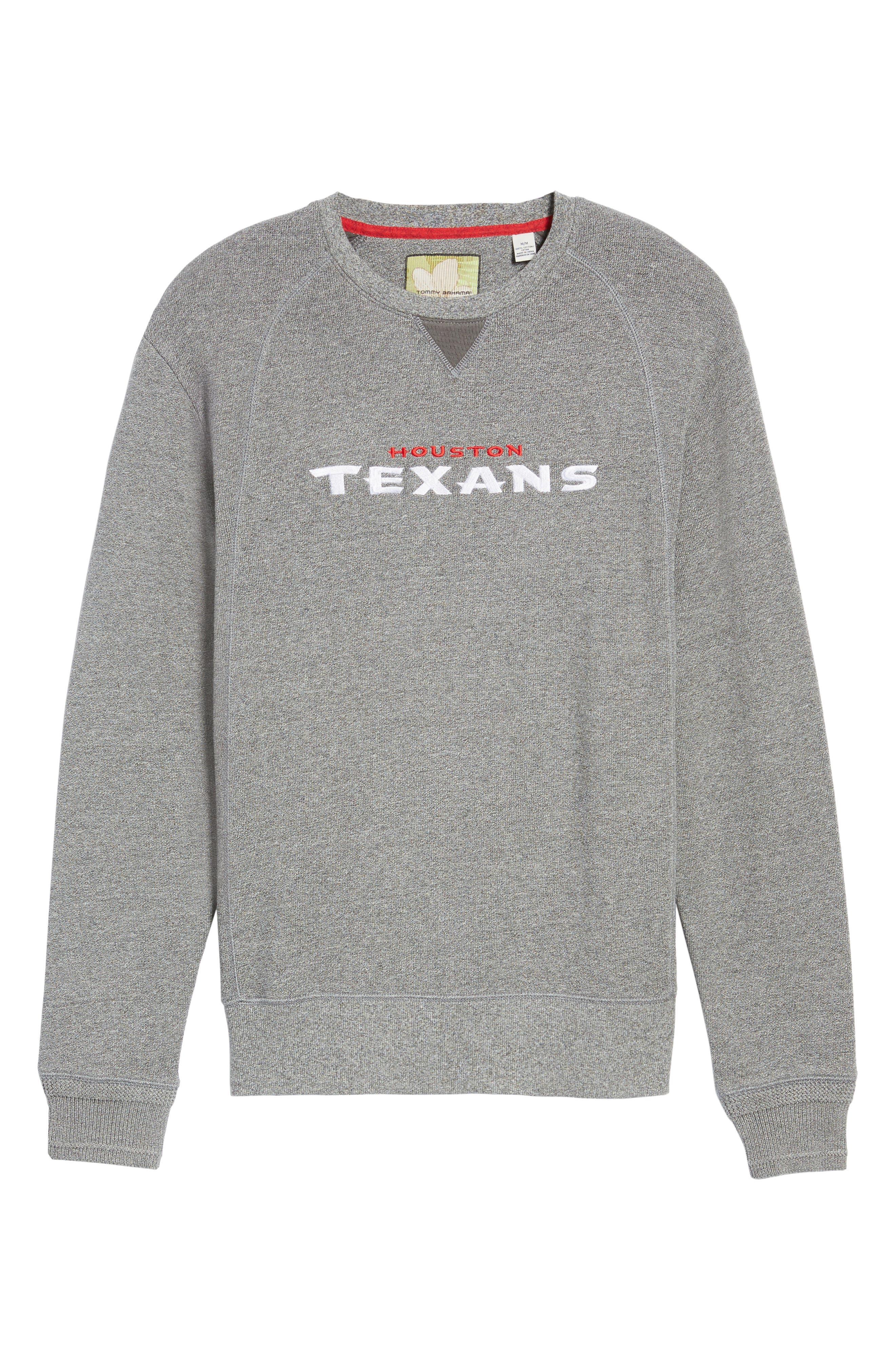 NFL Stitch of Liberty Embroidered Crewneck Sweatshirt,                             Alternate thumbnail 180, color,