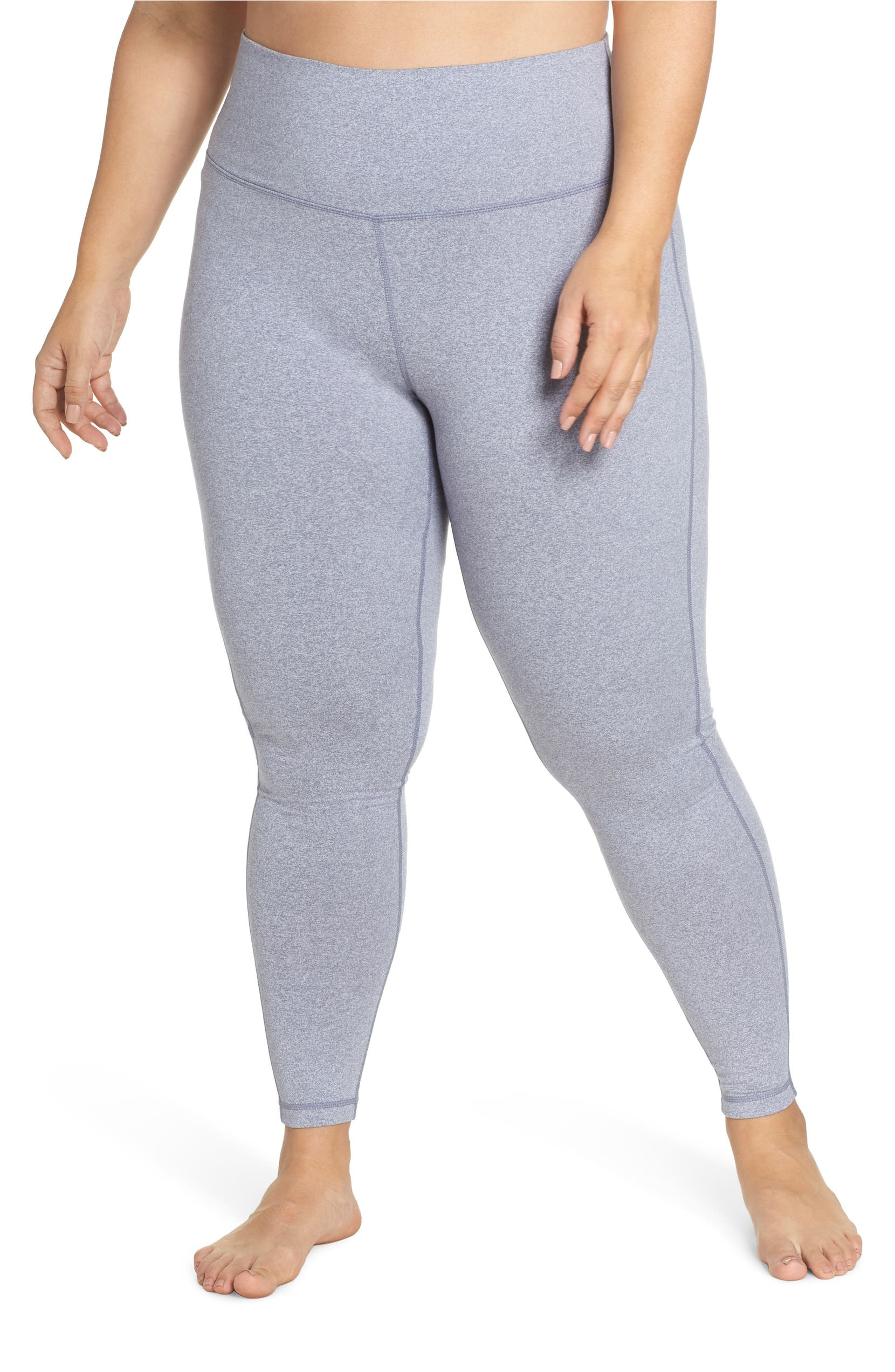 bb2bdf8590b Zella Ultrasoft Recycled High Waist Leggings (Plus Size)
