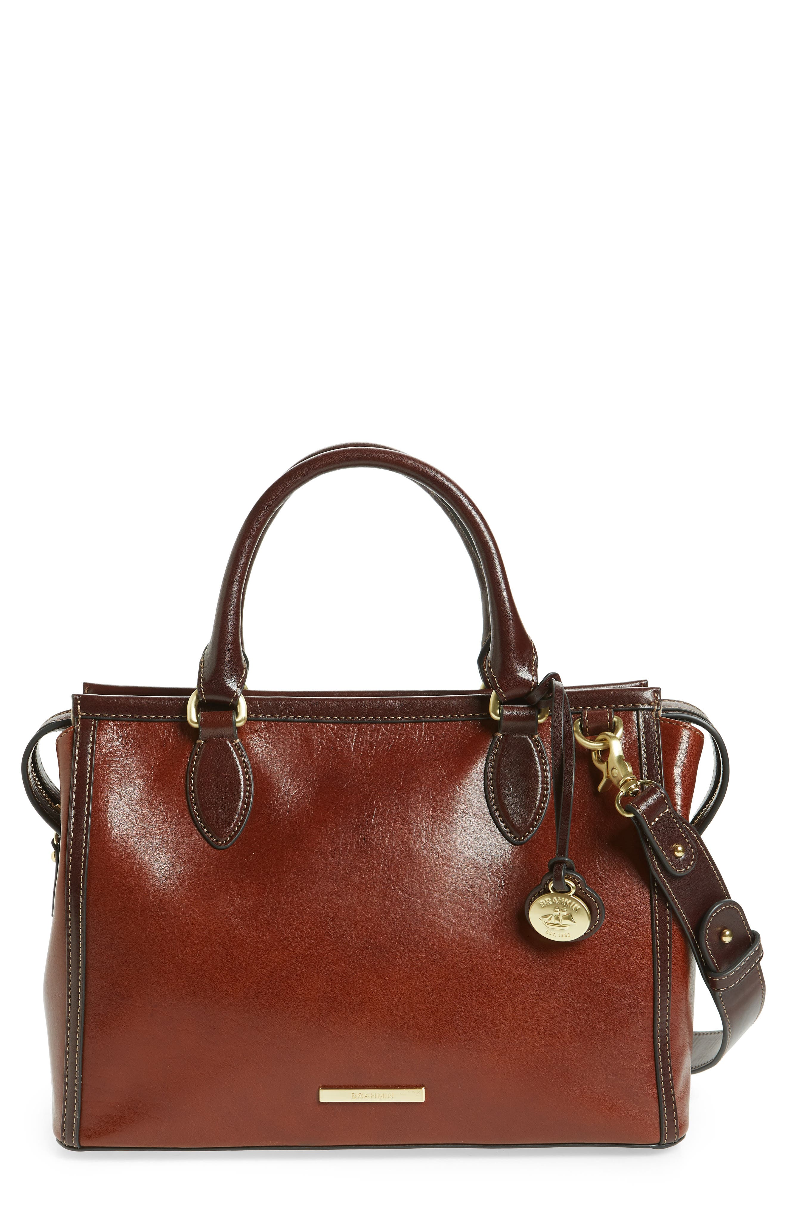 Schooner Leather Satchel,                         Main,                         color, 200