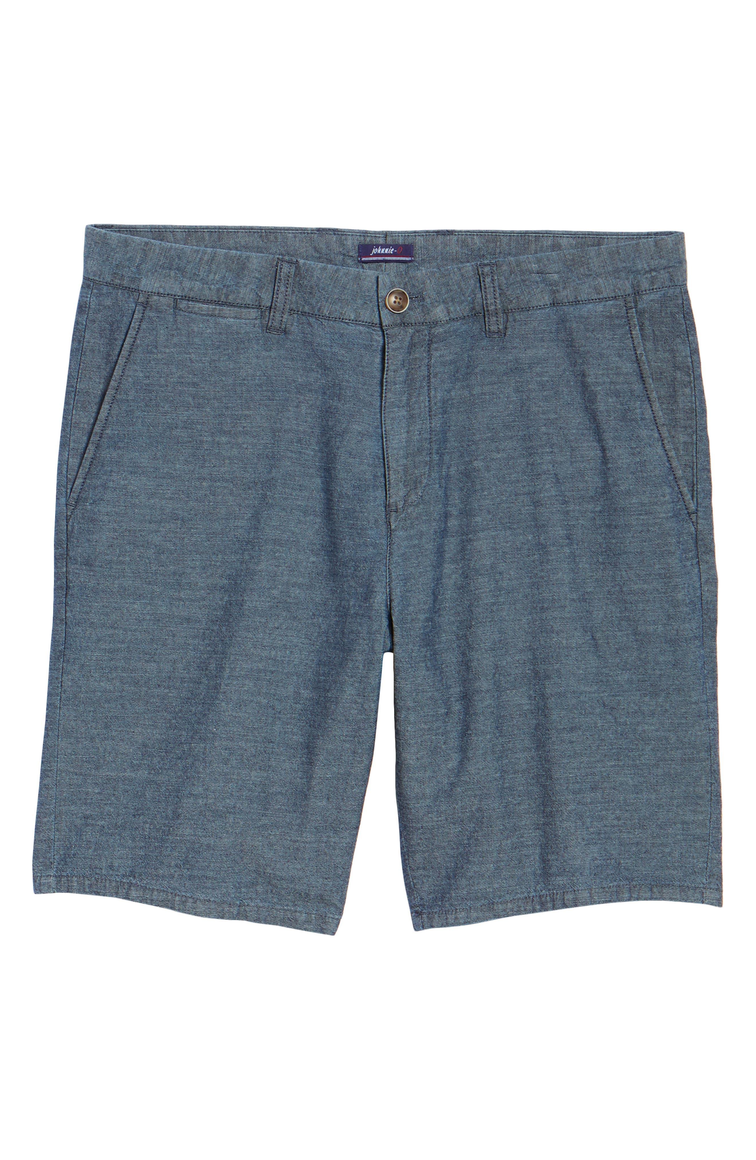 JOHNNIE-O,                             Perkins Regular Fit Shorts,                             Alternate thumbnail 6, color,                             400