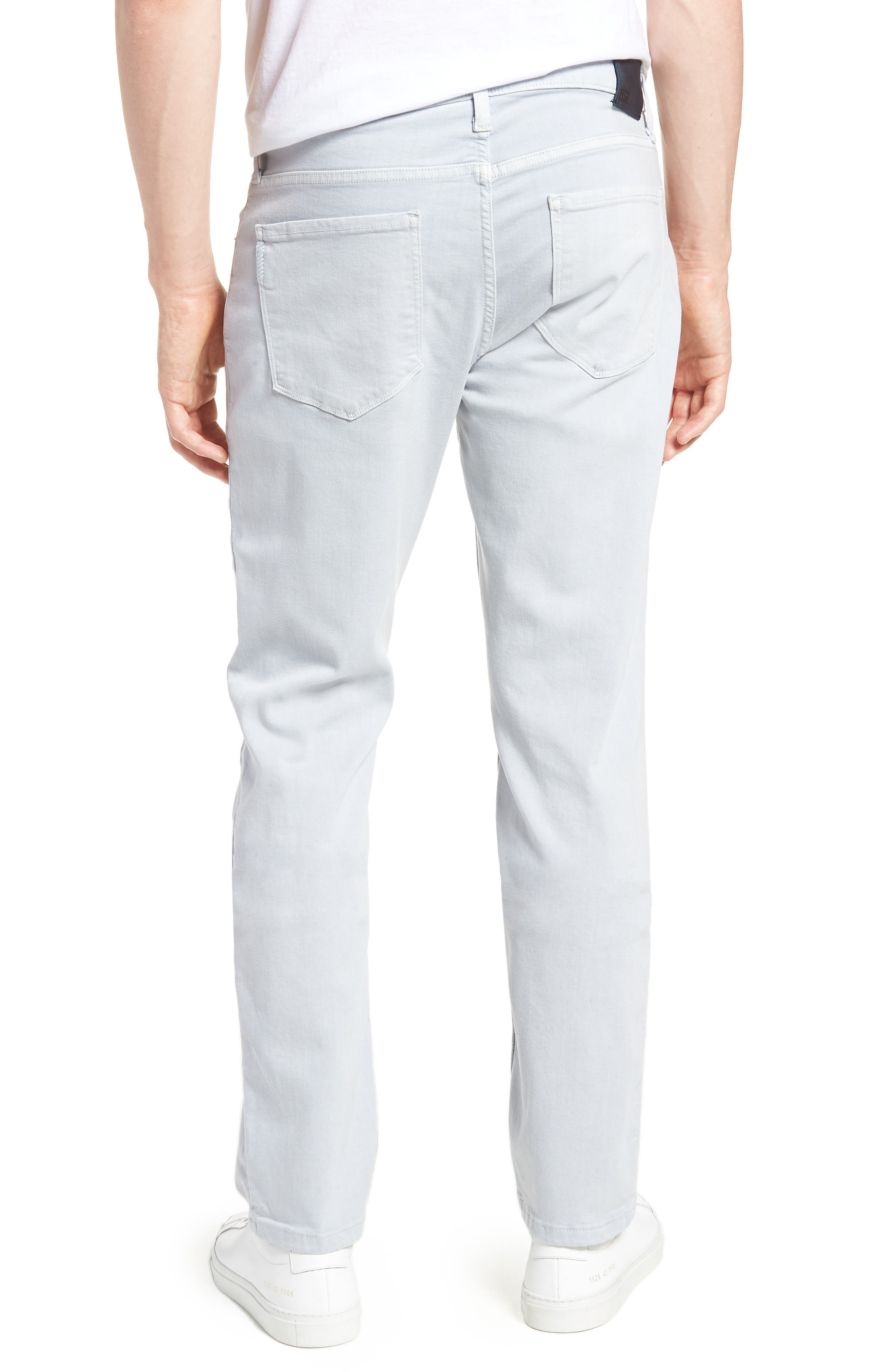 Transcend - Federal Slim Straight Leg Jeans,                             Alternate thumbnail 2, color,                             450