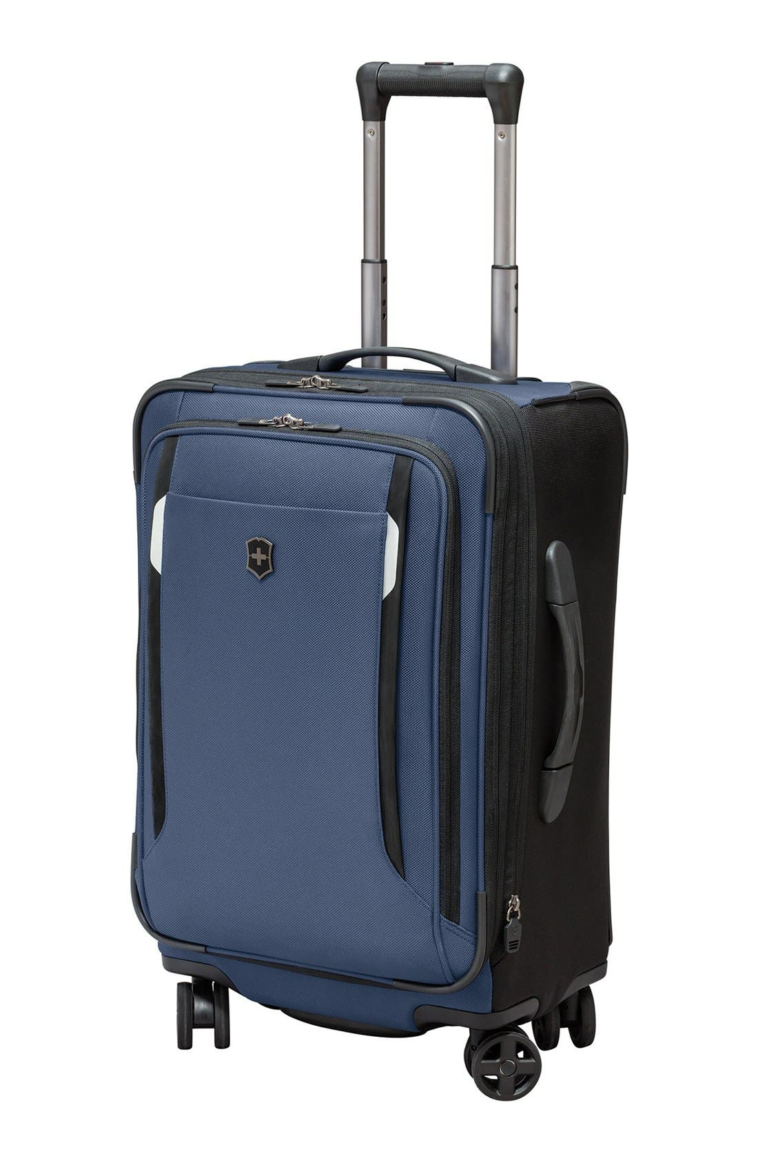 WT 5.0 Dual Caster Wheeled 22-Inch Carry-On,                             Alternate thumbnail 3, color,                             420