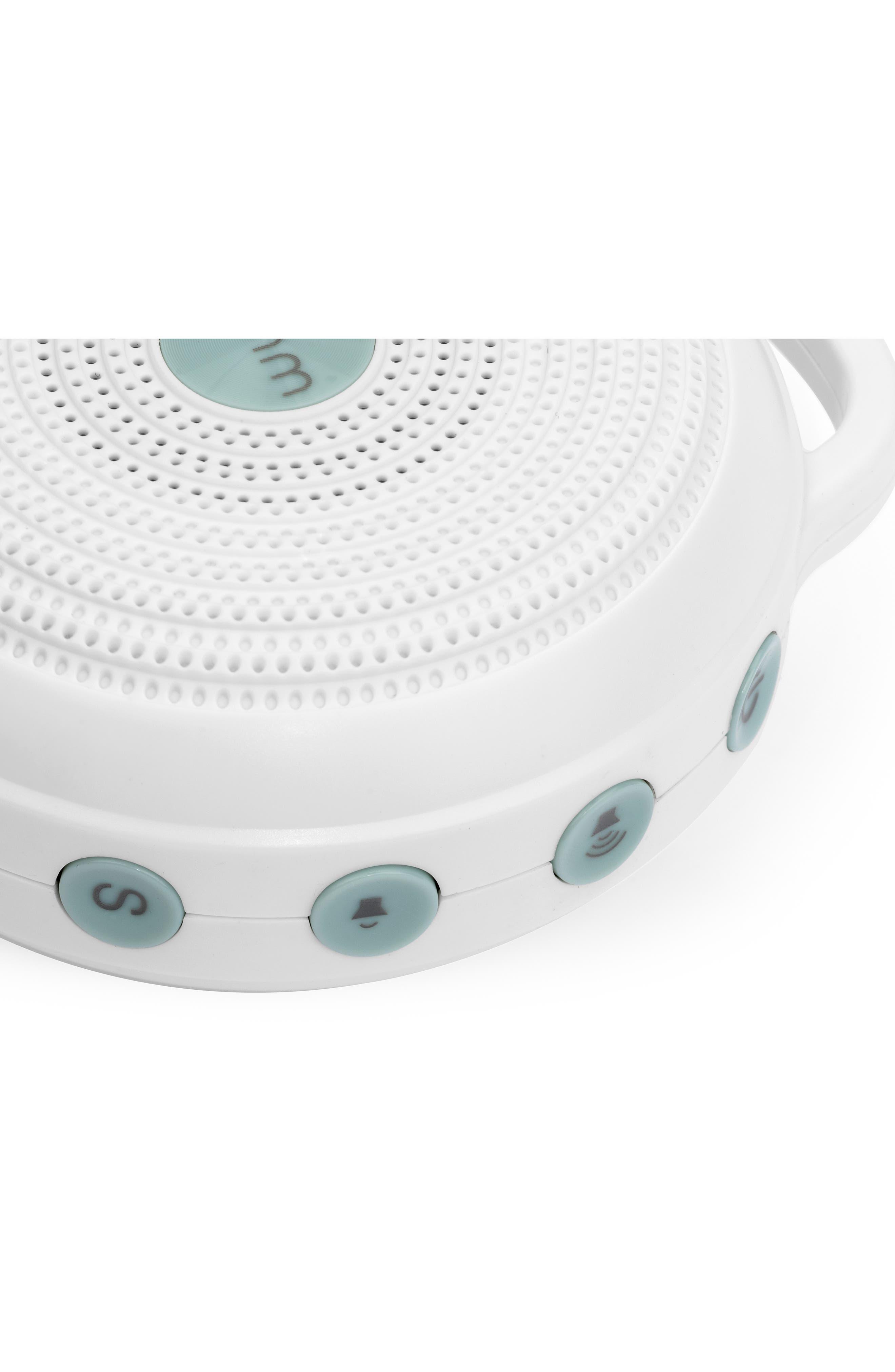 Rohm Portable Sound Machine,                             Alternate thumbnail 4, color,                             WHITE
