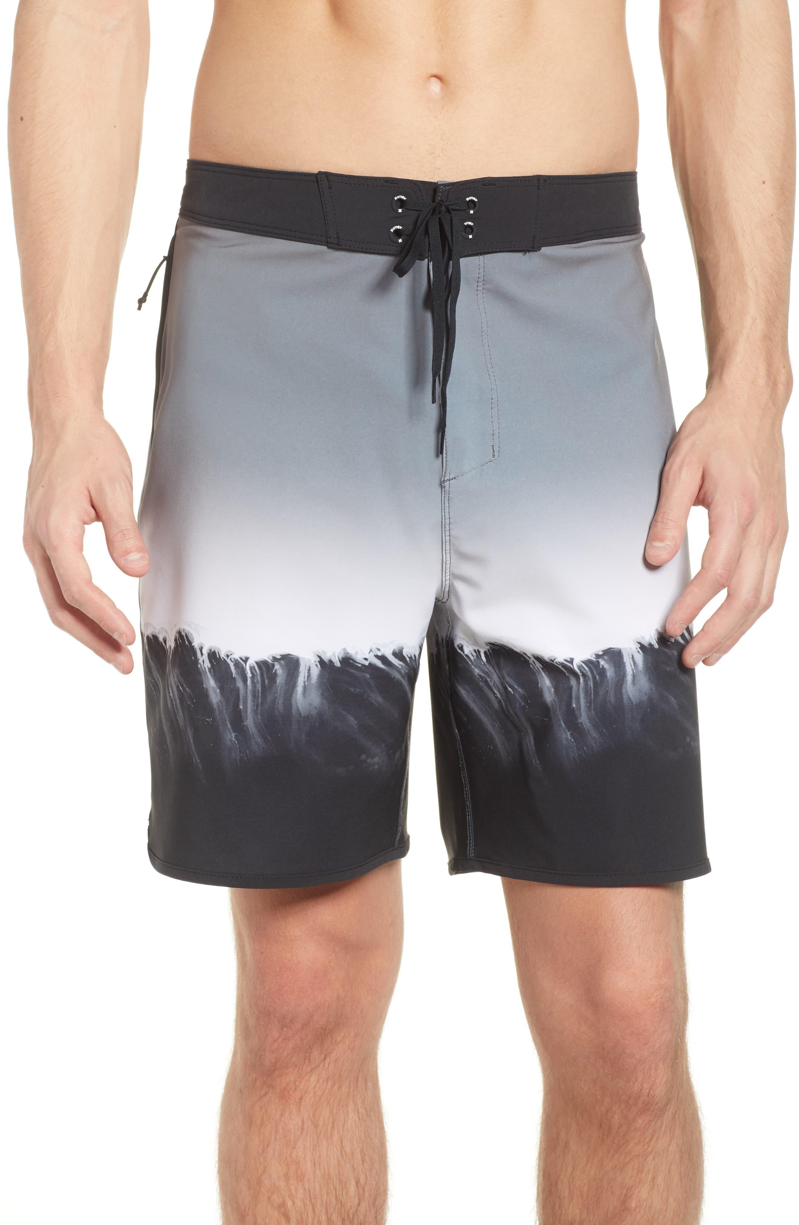 Phantom Estuary Board Shorts,                         Main,                         color, 010