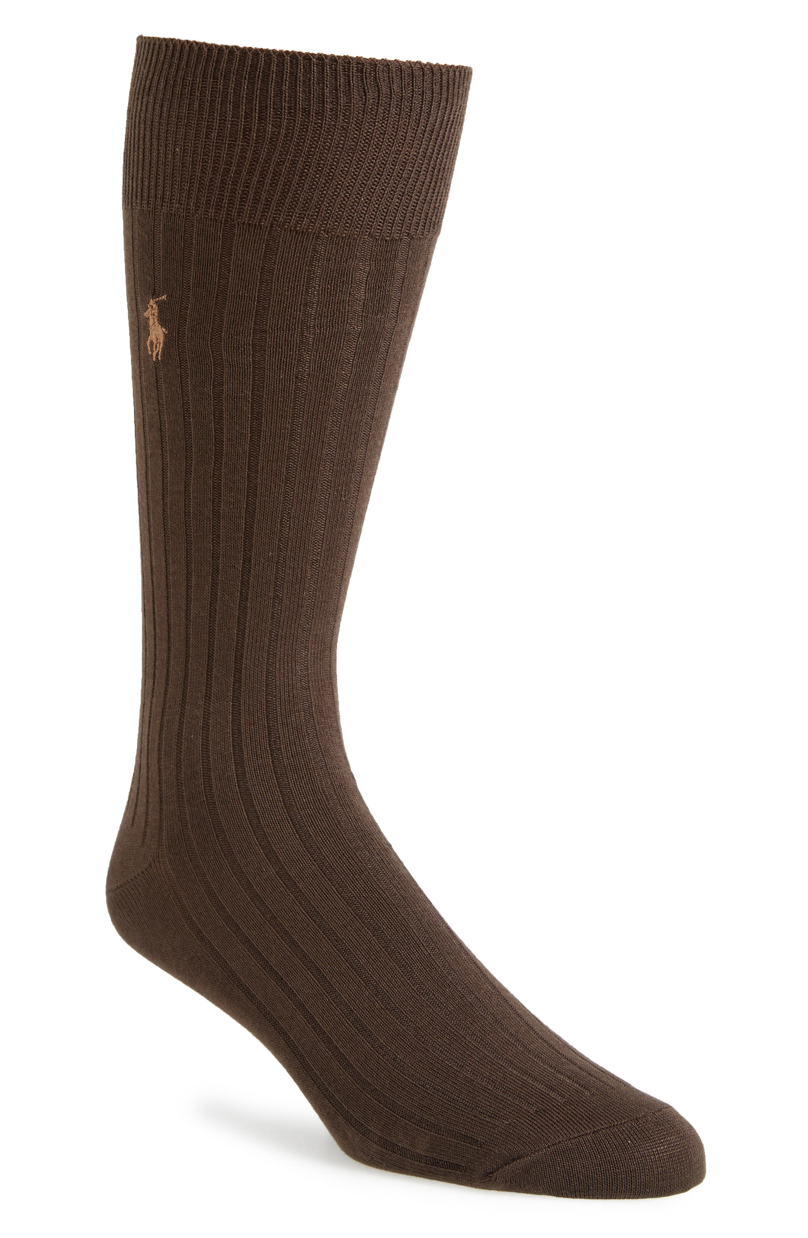 Ribbed Socks,                             Alternate thumbnail 8, color,