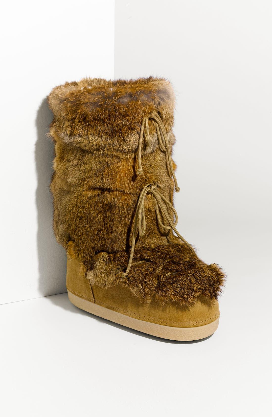 FENDI 'St. Mortiz' Boot, Main, color, 200