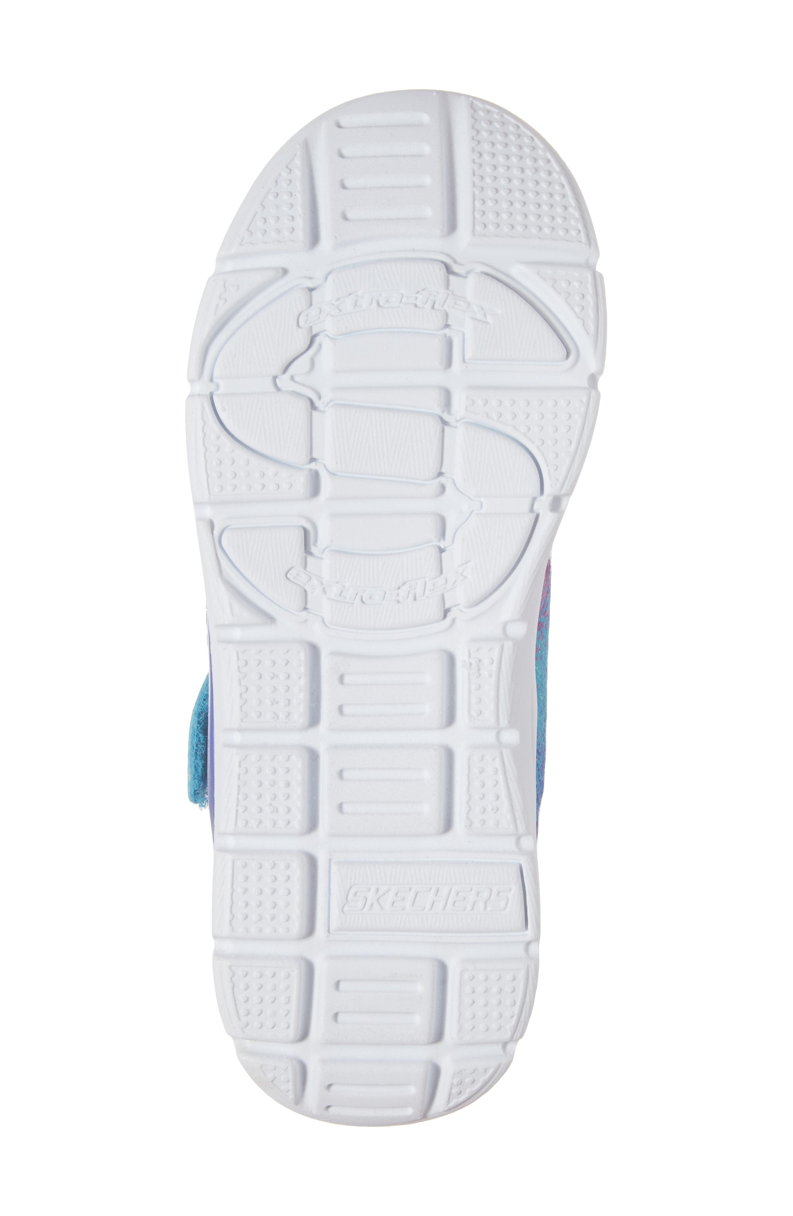 Skech-Lite Colorful Cutie Sneaker,                             Alternate thumbnail 6, color,