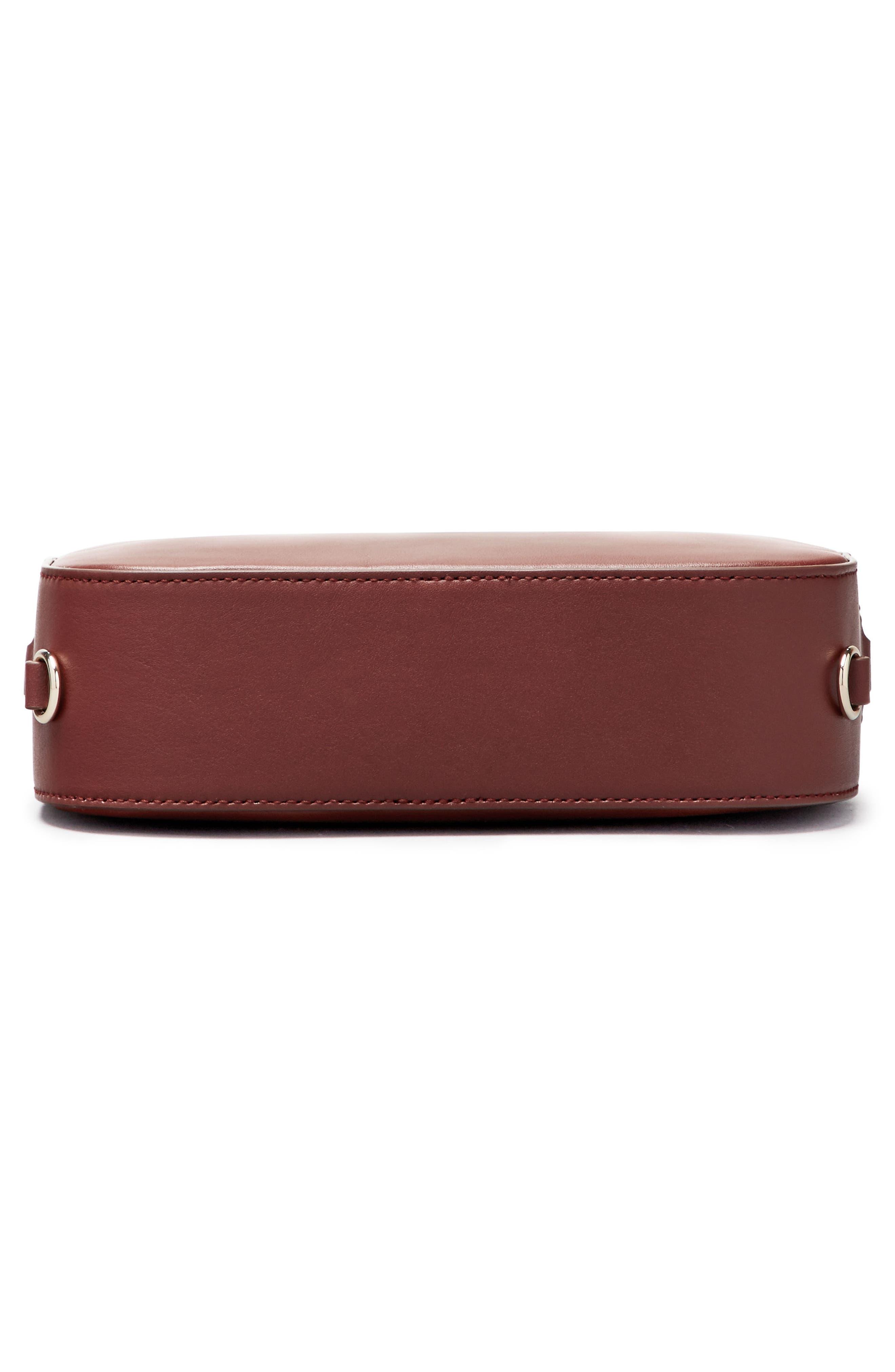 Bigger Leather Camera Bag,                             Alternate thumbnail 25, color,