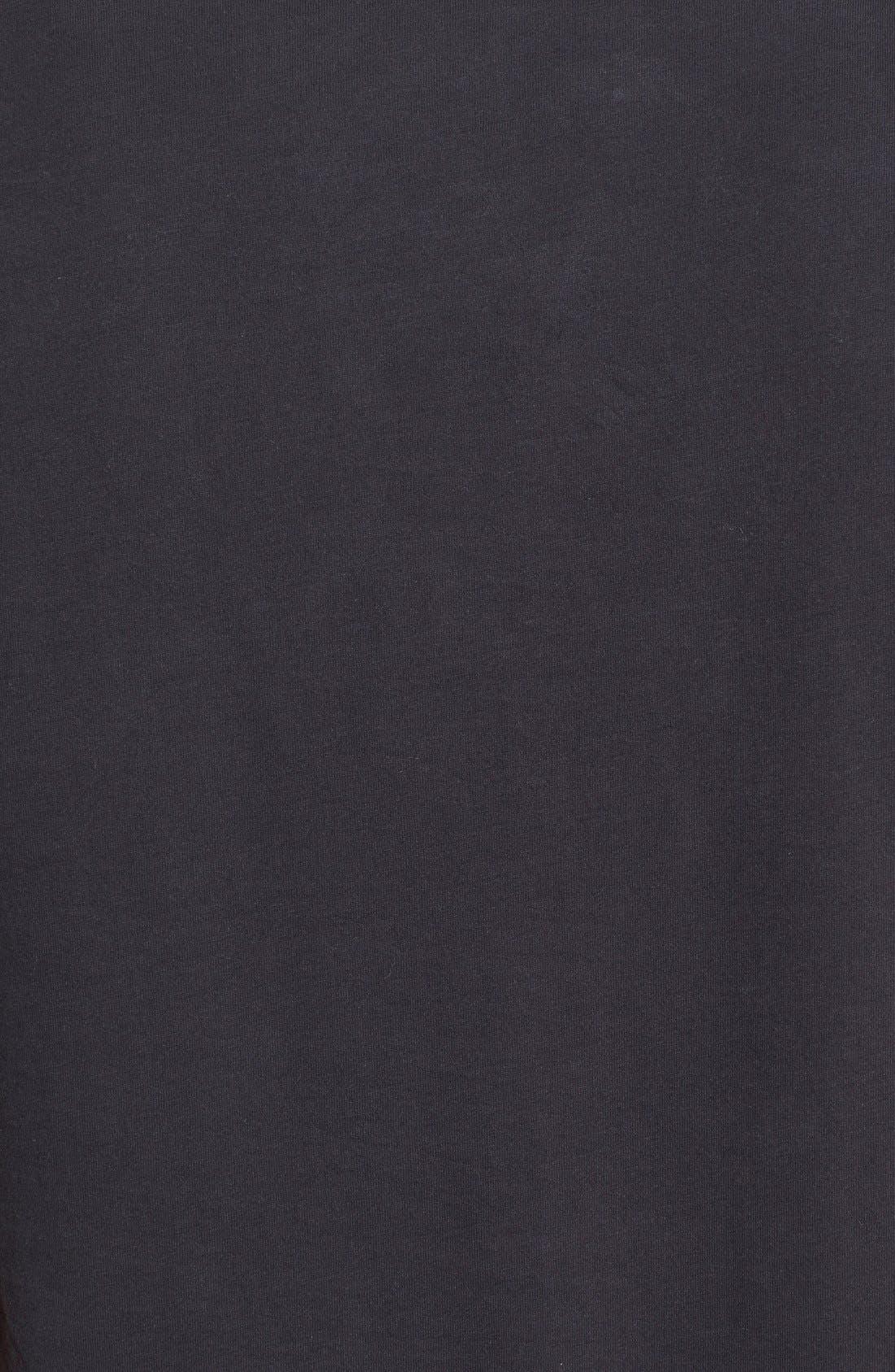 'Cliff' Crewneck T-Shirt,                             Alternate thumbnail 2, color,                             010