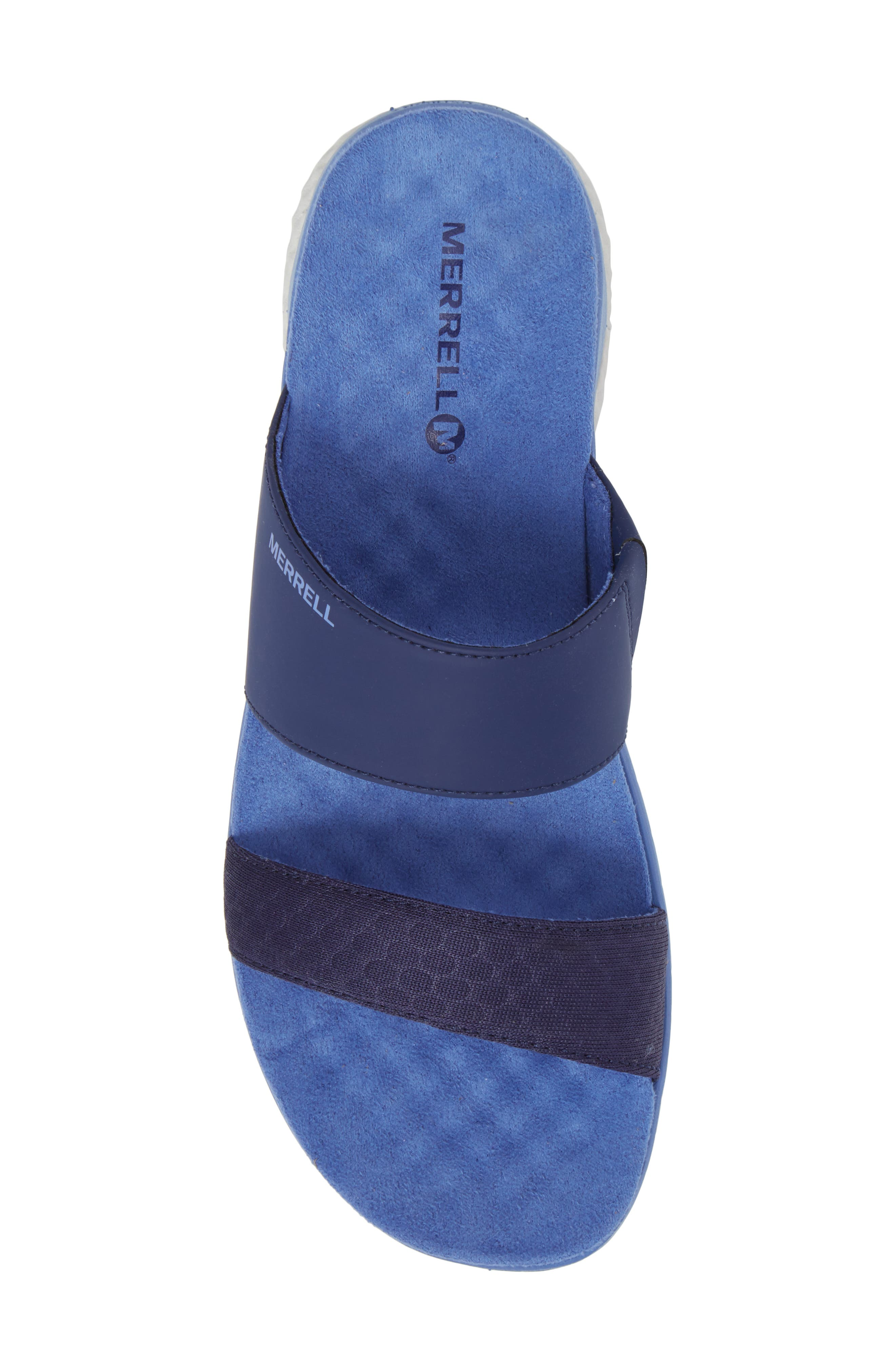 1SIX8 Linna Air Cushion+ Slide Sandal,                             Alternate thumbnail 19, color,