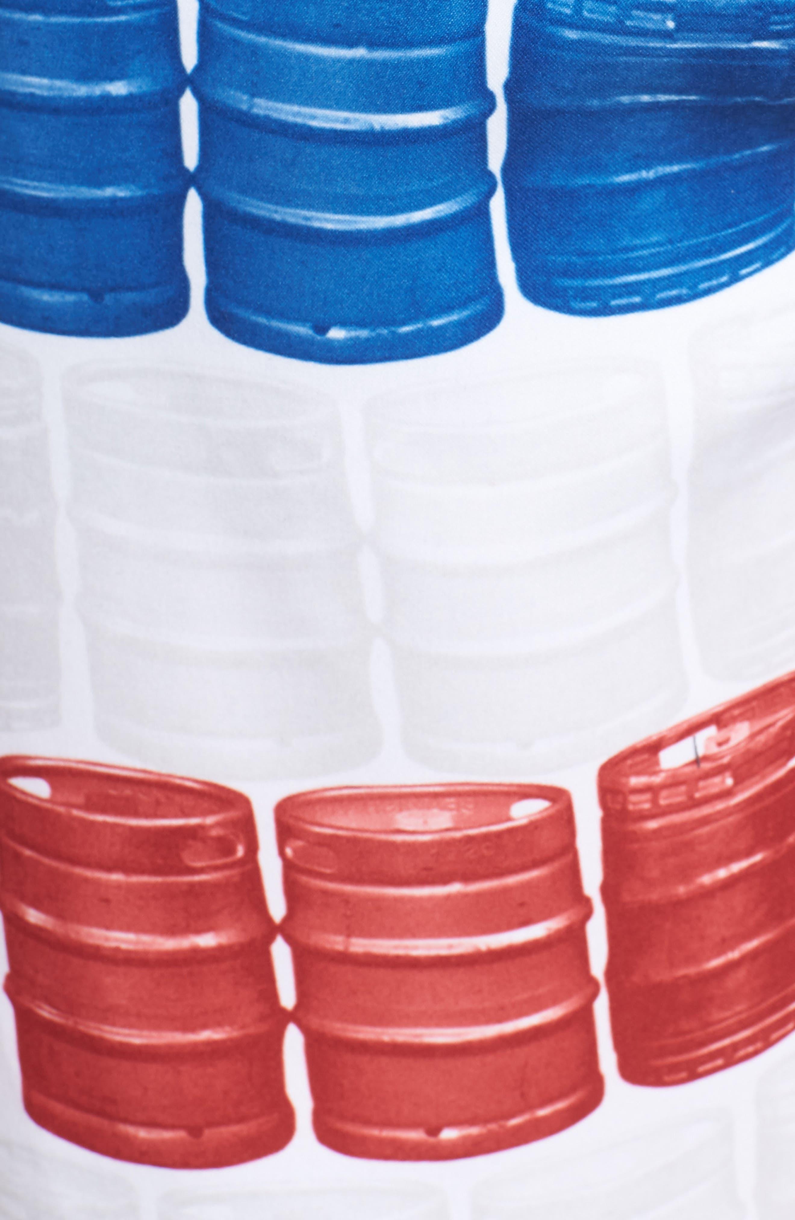 Kegleg Board Shorts,                             Alternate thumbnail 5, color,                             840
