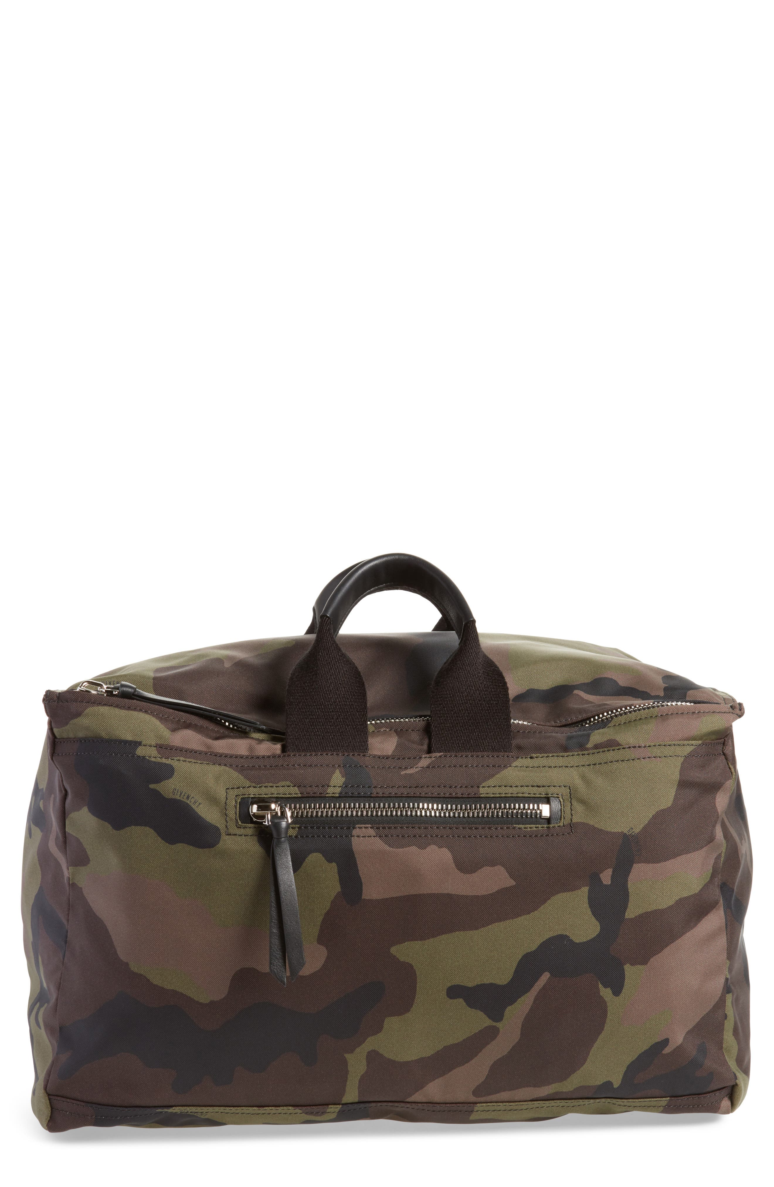 Pandora Camo Convertible Backpack,                         Main,                         color,