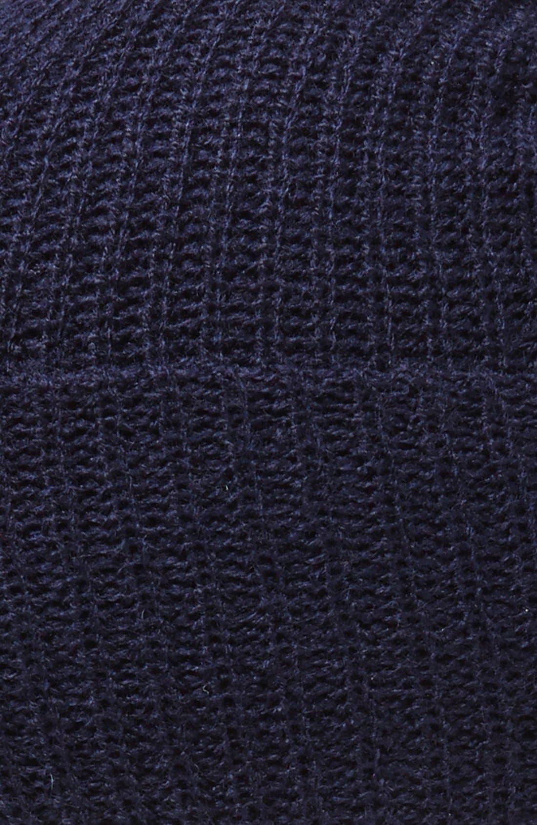 'Quartz' Solid Knit Cap,                             Alternate thumbnail 14, color,