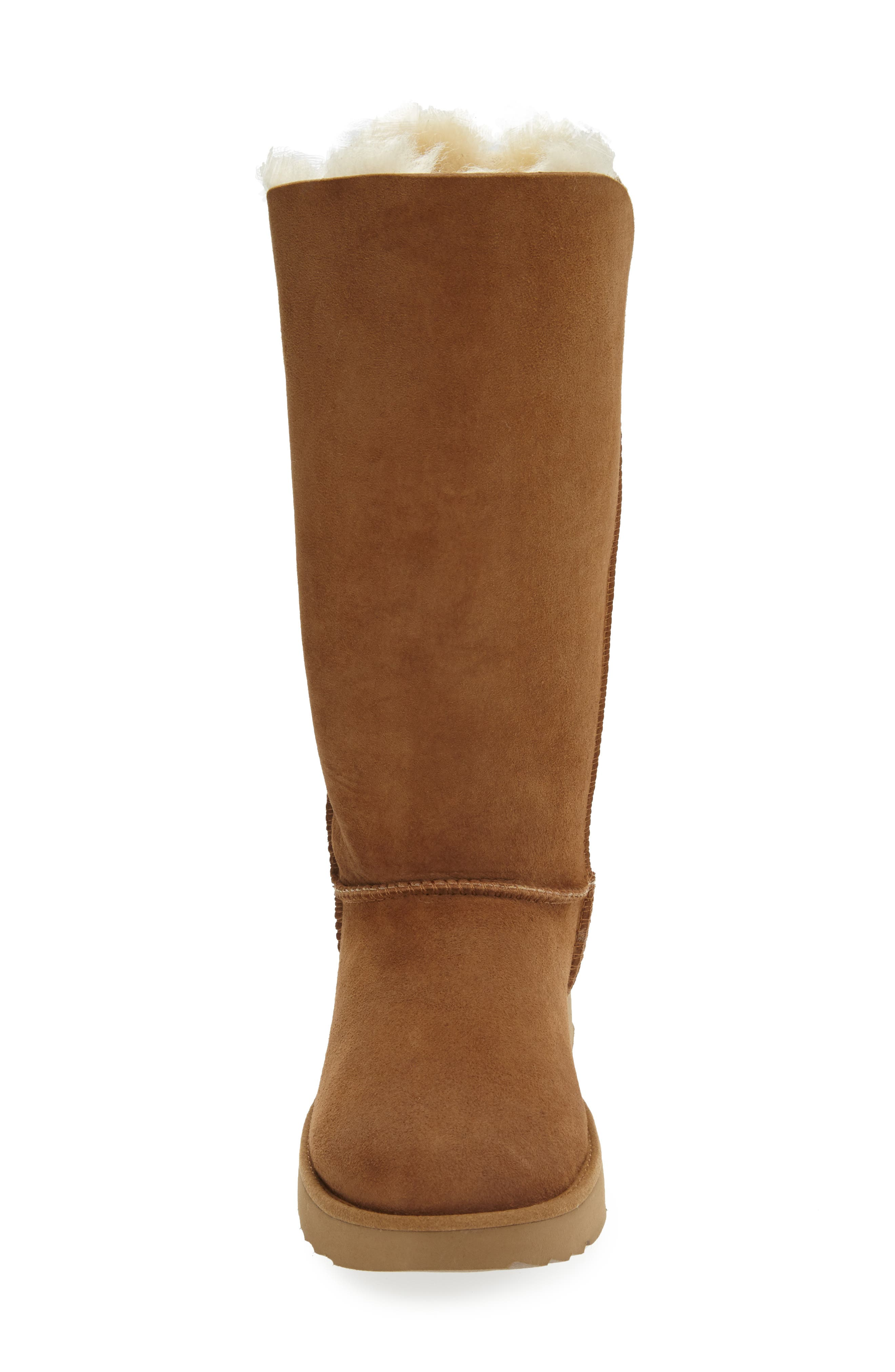 Classic Cuff Tall Boot,                             Alternate thumbnail 8, color,