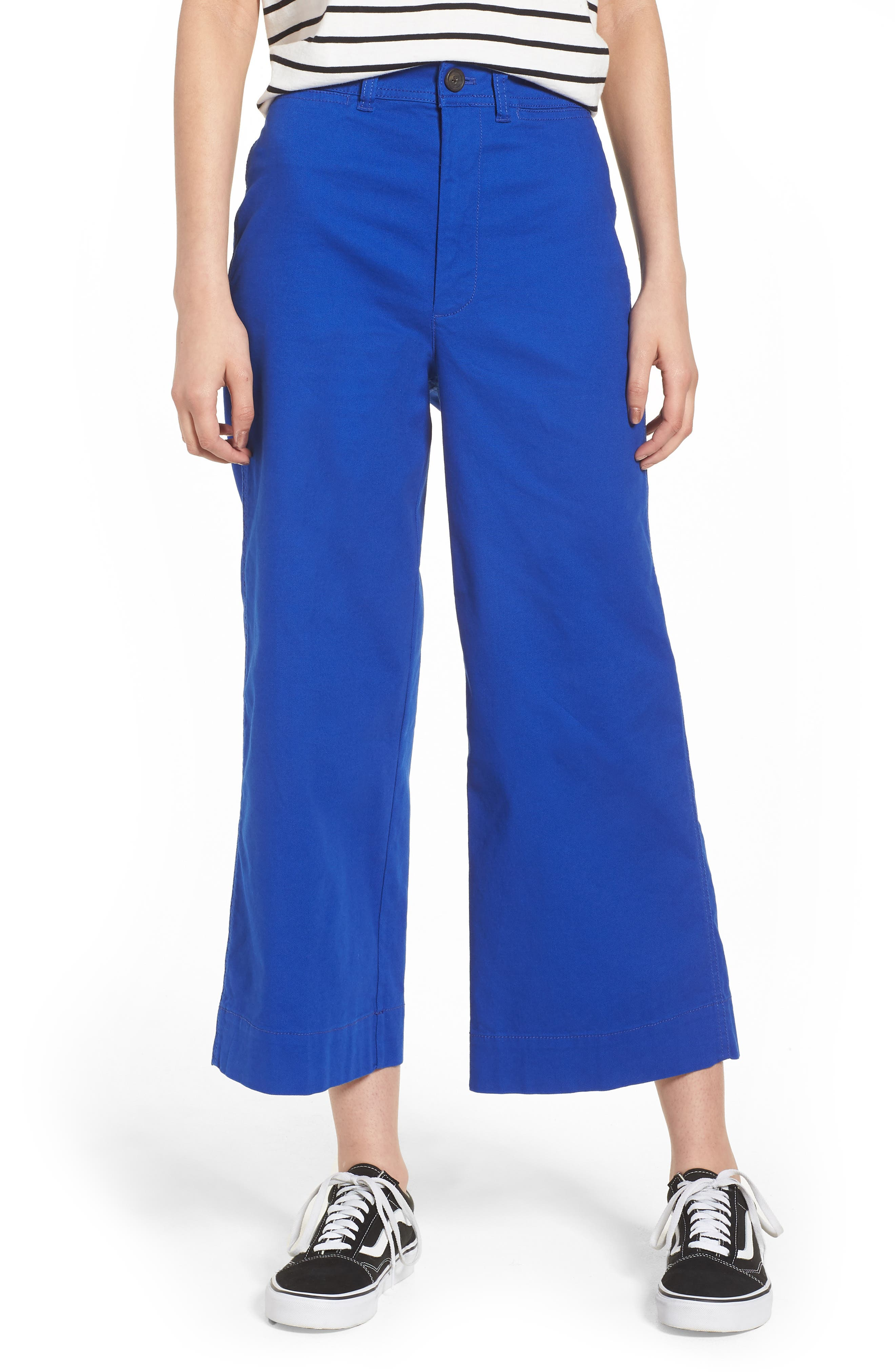 Emmett Crop Wide Leg Pants,                             Main thumbnail 3, color,