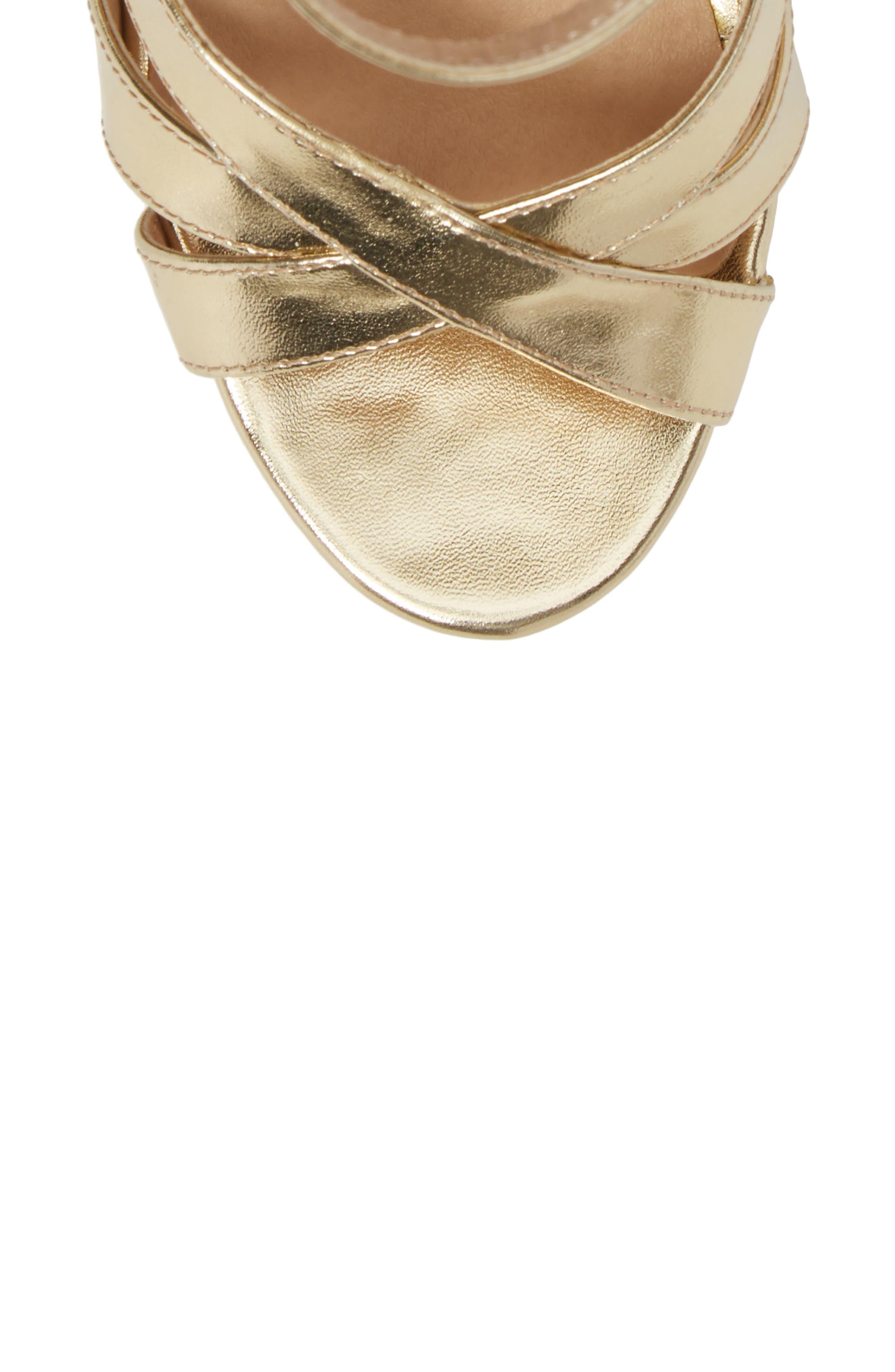 Alyssa Strappy Platform Sandal,                             Alternate thumbnail 10, color,
