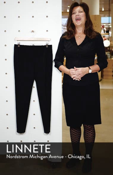 Tiluna Tropical Stretch Wool Ankle Trousers, sales video thumbnail