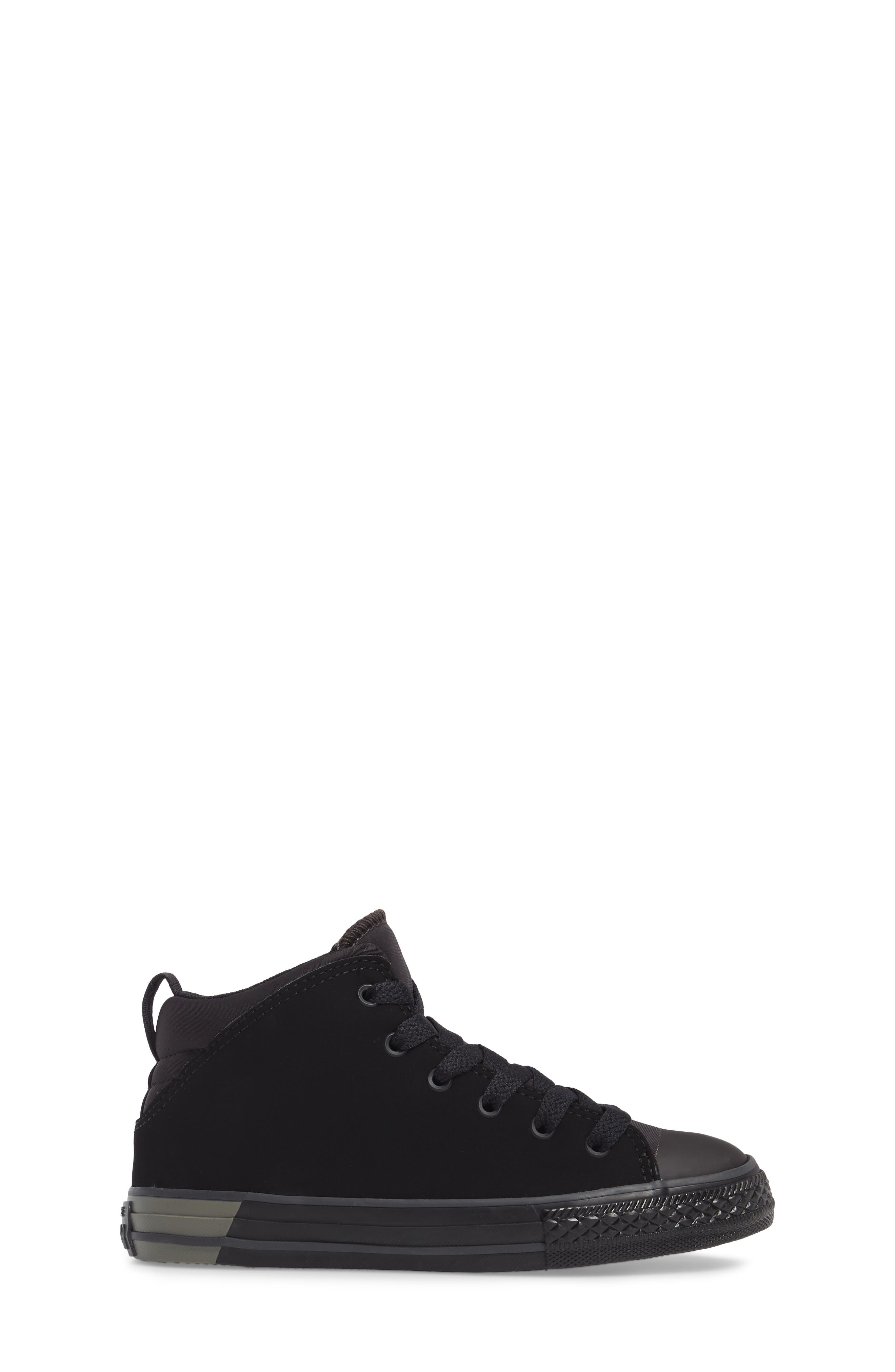 Chuck Taylor<sup>®</sup> All Star<sup>®</sup> Official High Top Sneaker,                             Alternate thumbnail 3, color,                             001