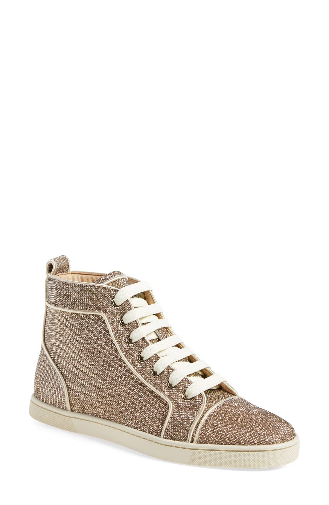 Bip Bip High Top Sneaker,                             Main thumbnail 3, color,