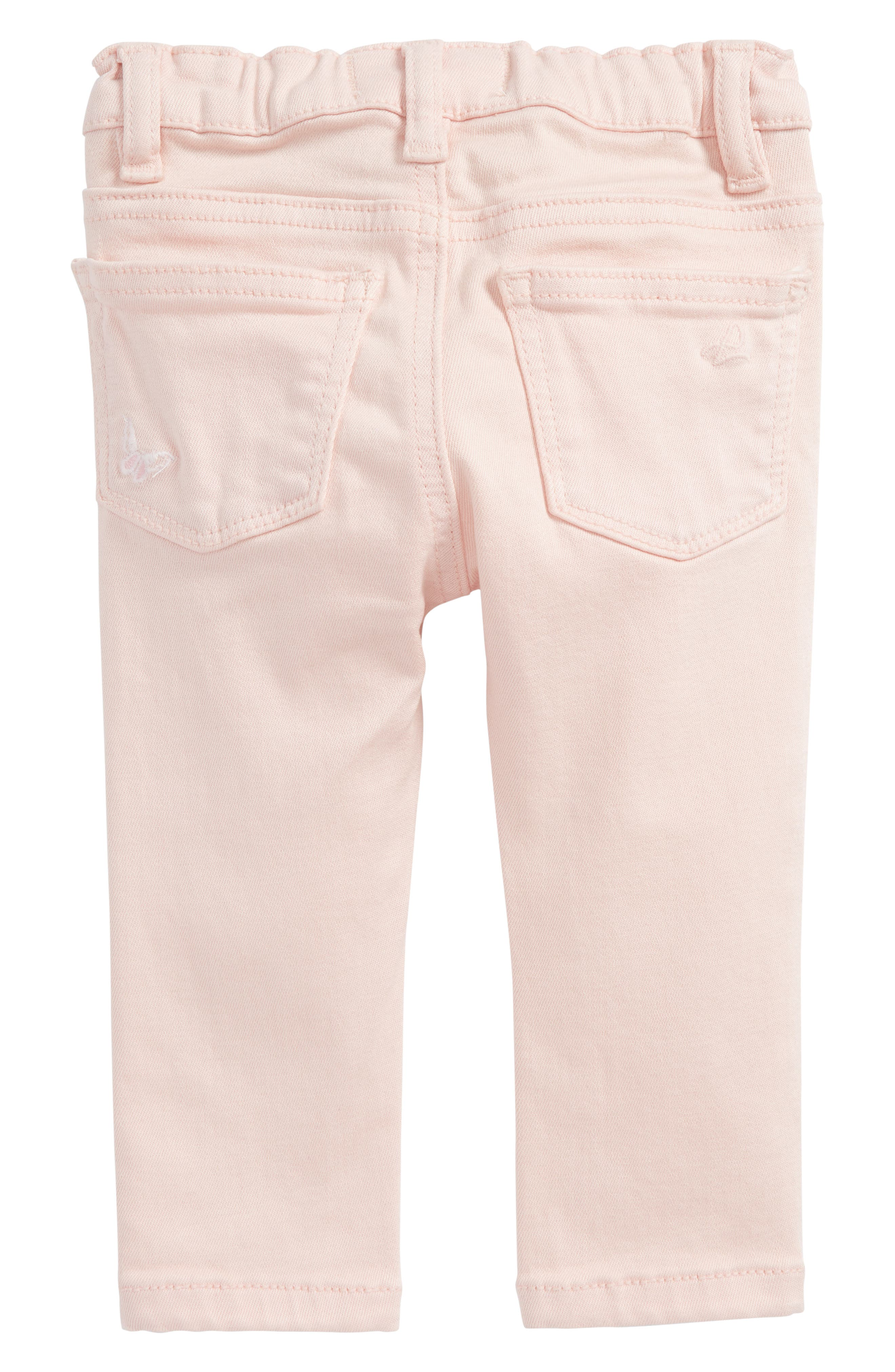 Sophie Embroidered Slim Fit Jeans,                             Alternate thumbnail 2, color,                             651