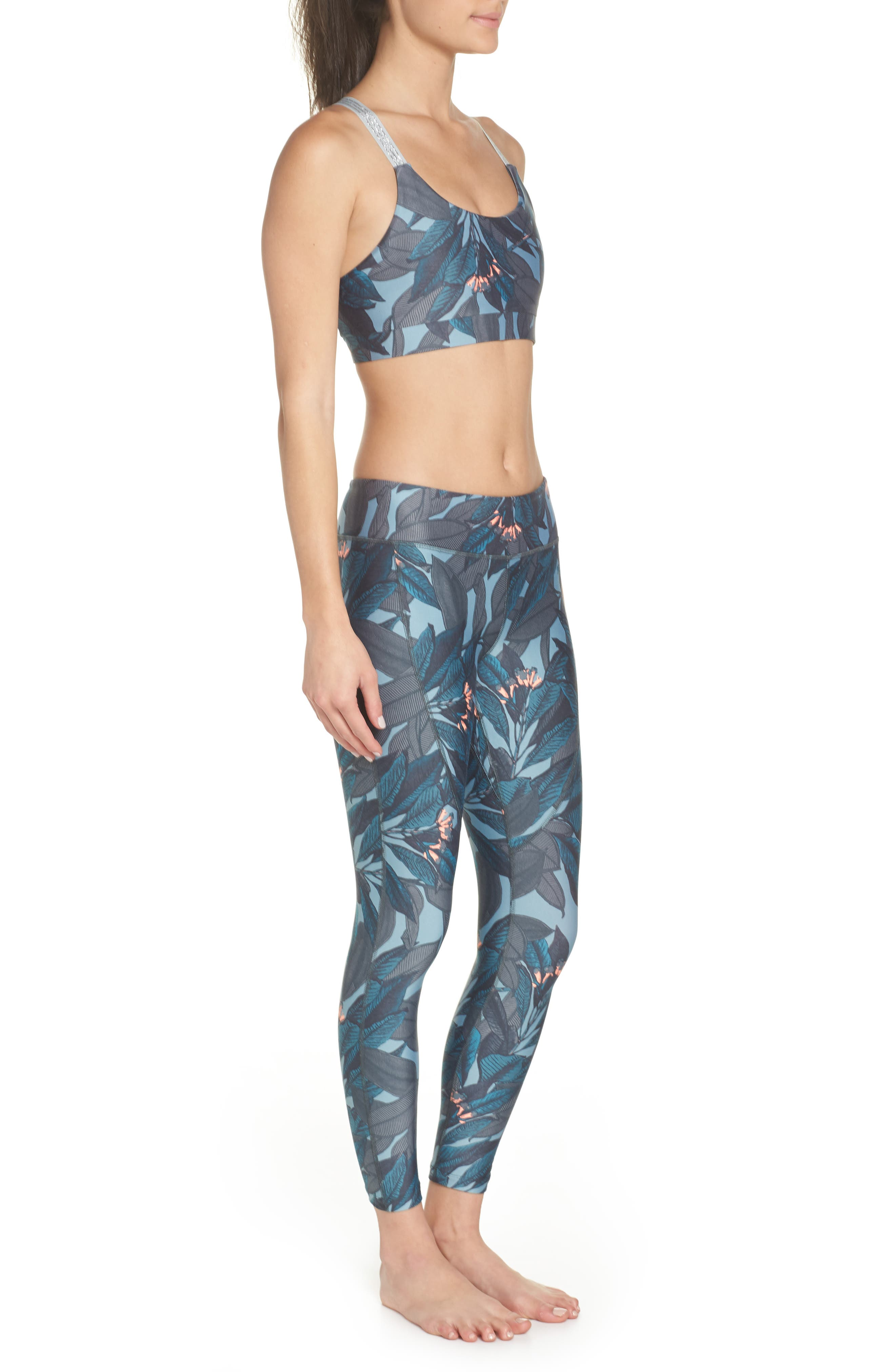 Dazzling Jungle Leggings,                             Alternate thumbnail 20, color,