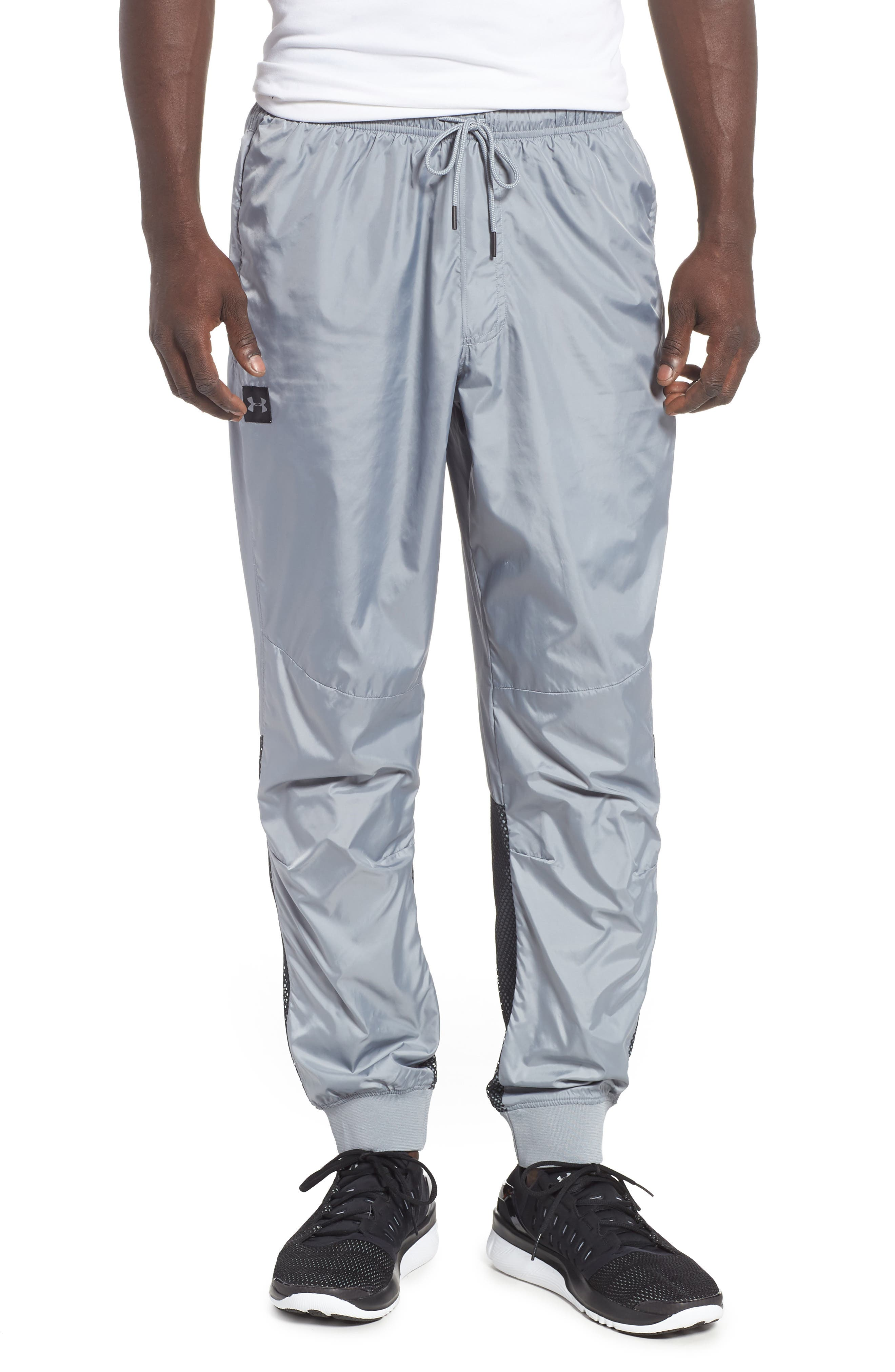Under Armour Sportstyle Wind Pants, Grey