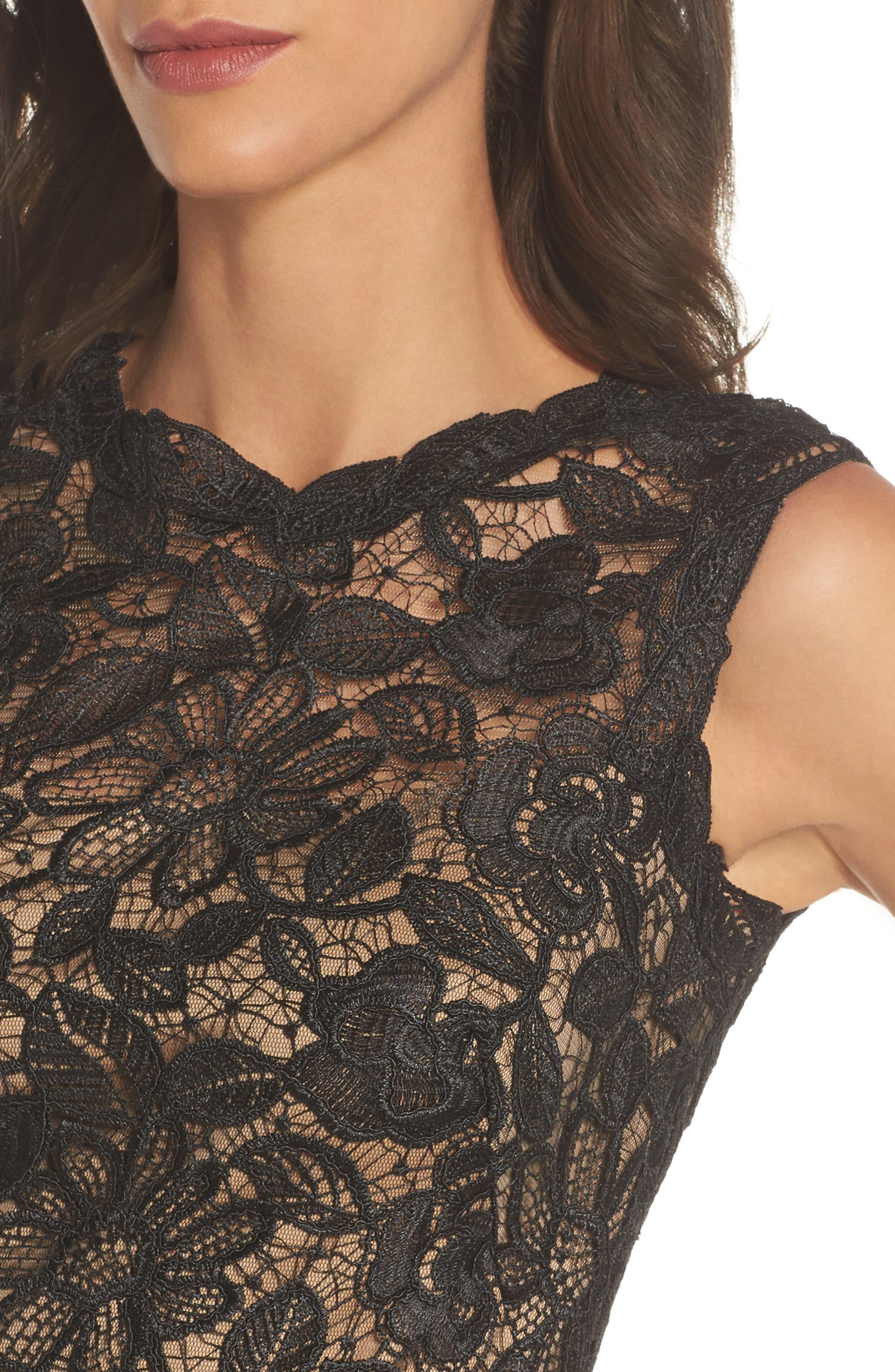 Lace Gown,                             Alternate thumbnail 4, color,