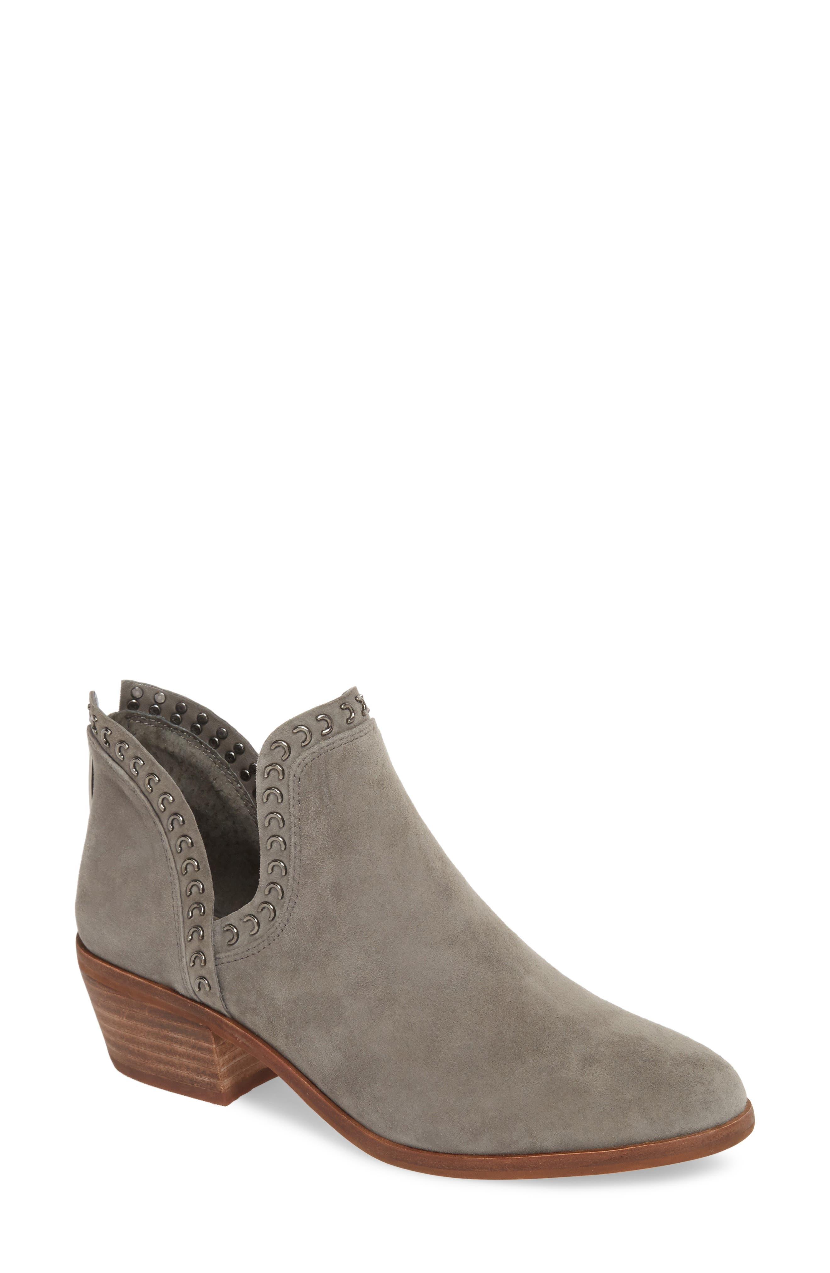 Prafinta Boot,                         Main,                         color, GREYSTONE SUEDE
