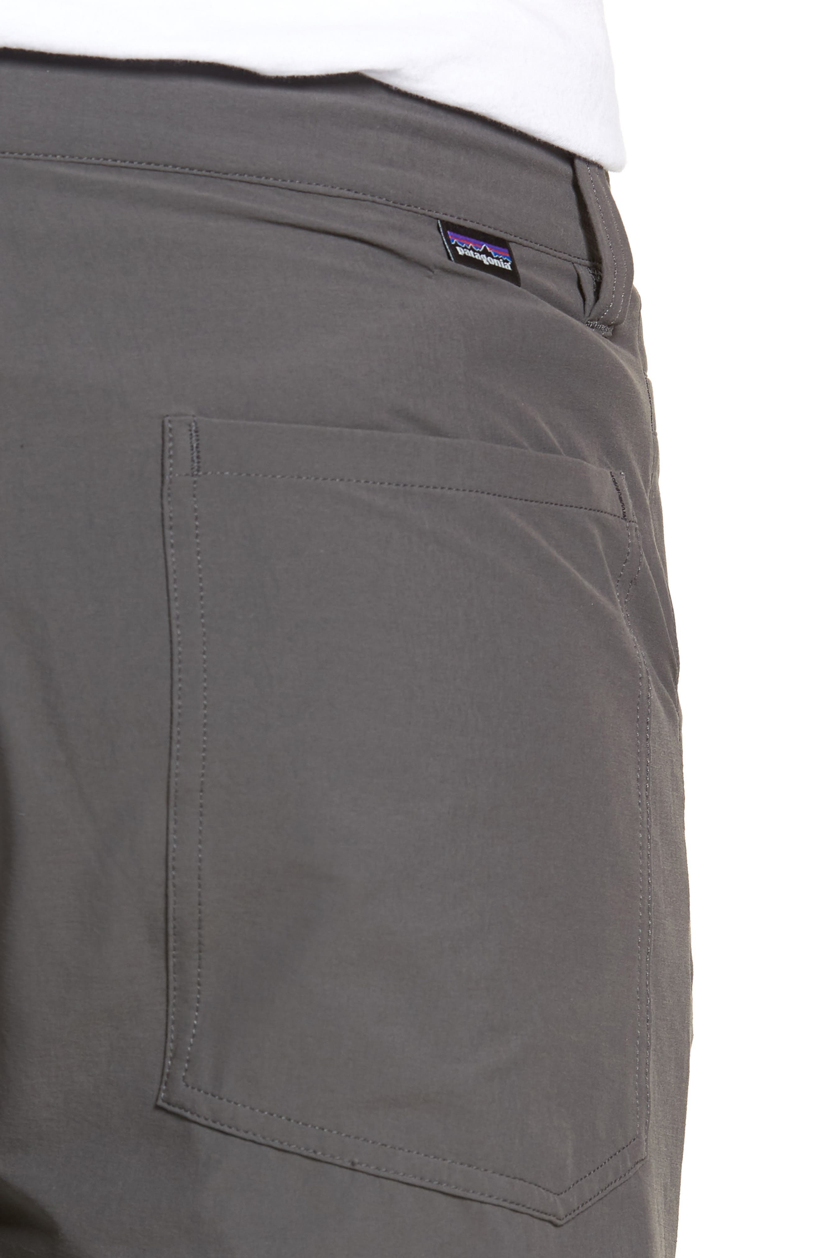 Quandary Pants,                             Alternate thumbnail 4, color,                             FORGE GREY