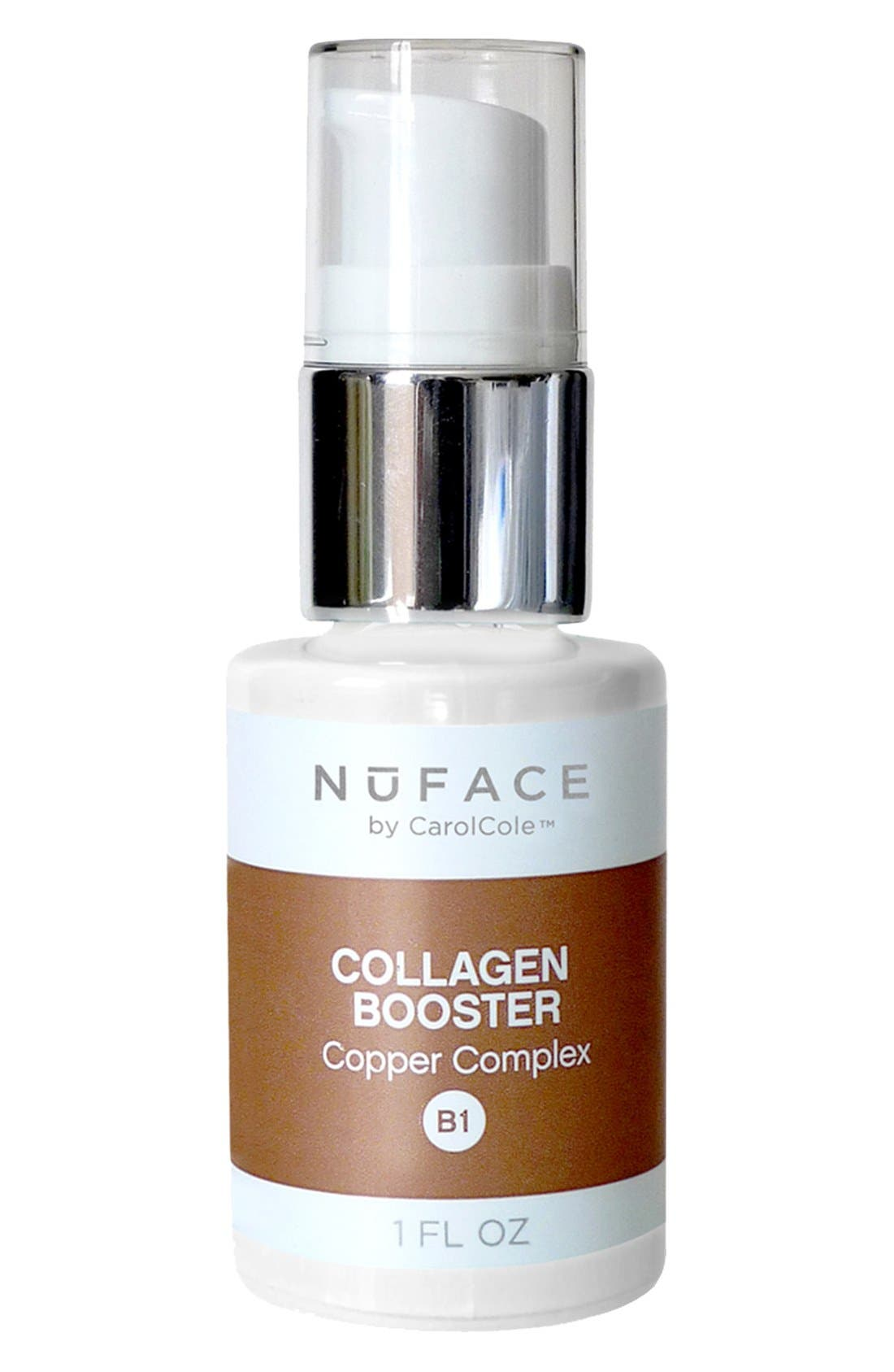 Collagen Booster with Copper Complex,                             Main thumbnail 1, color,                             000