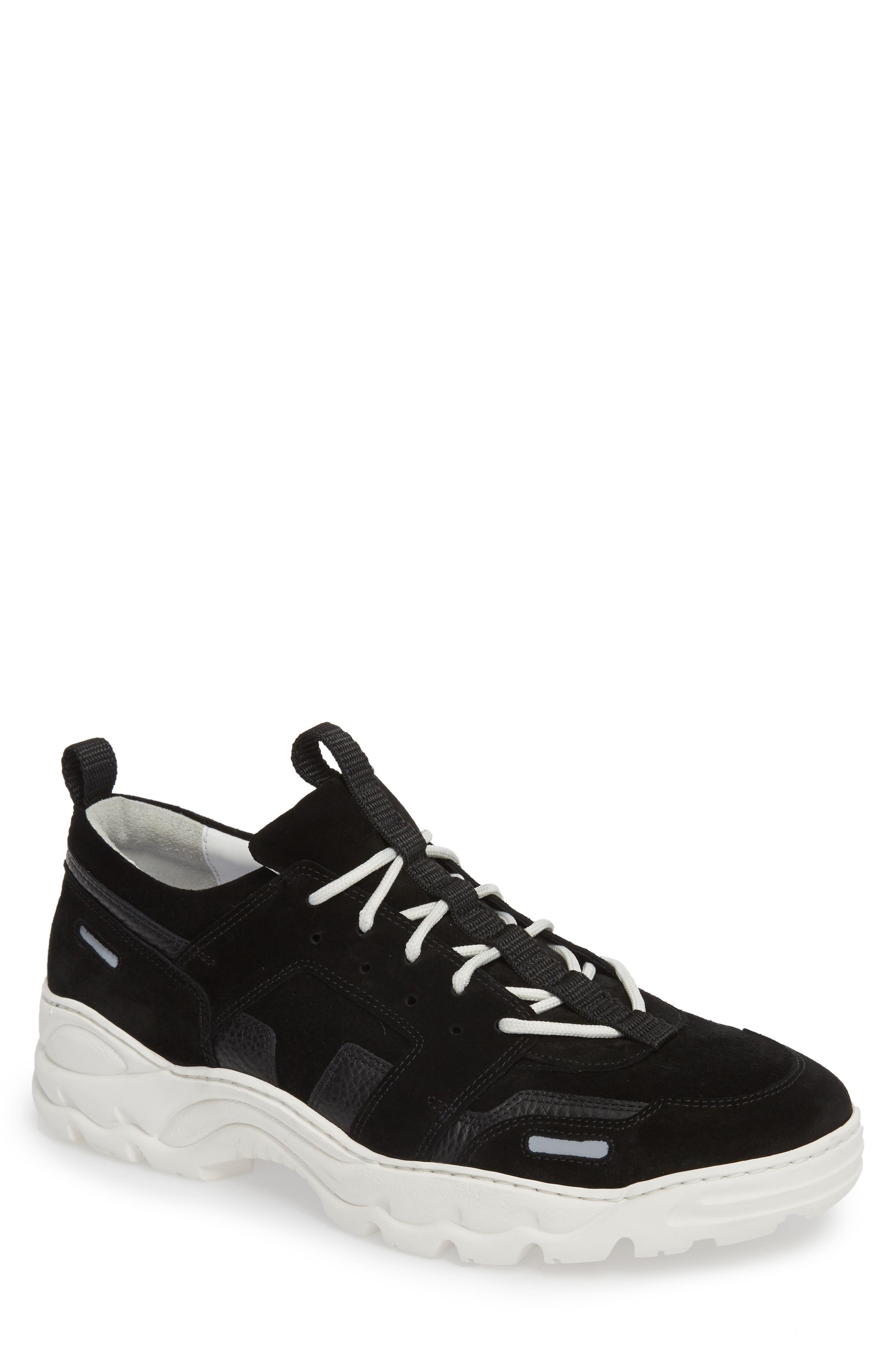 Colorblock Runner Sneaker,                             Main thumbnail 1, color,                             010