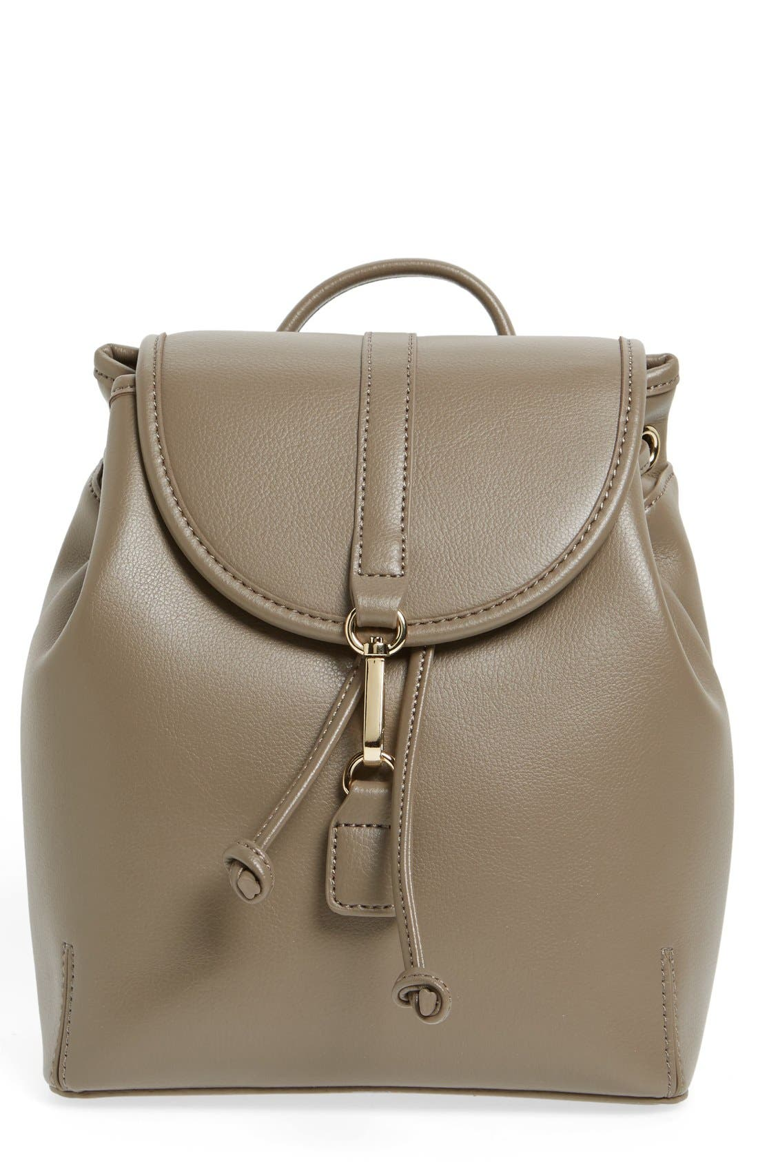 SOLE SOCIETY 'Kylie' Backpack, Main, color, 020