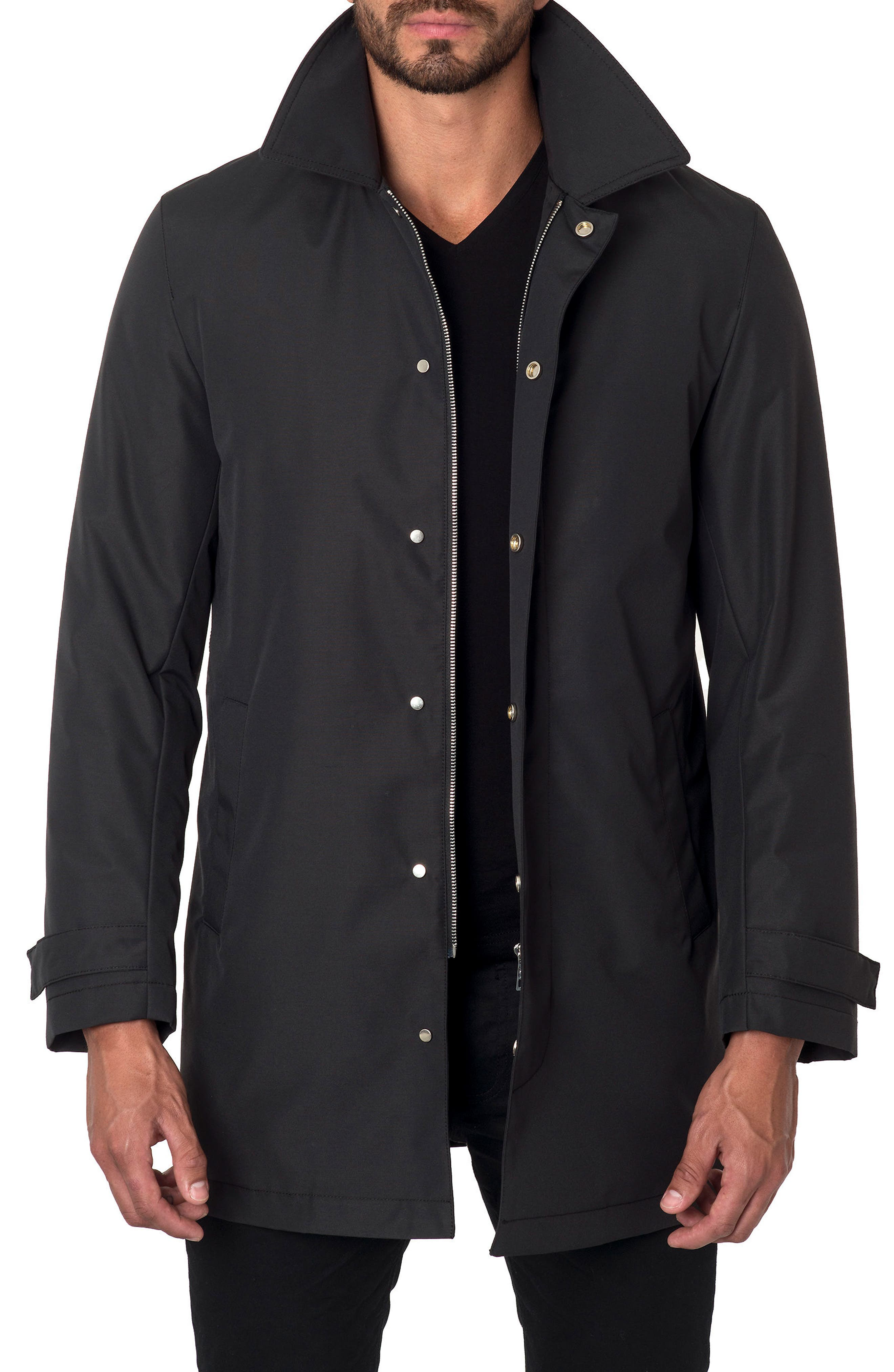 Water Repellent Jacket,                             Main thumbnail 1, color,                             001