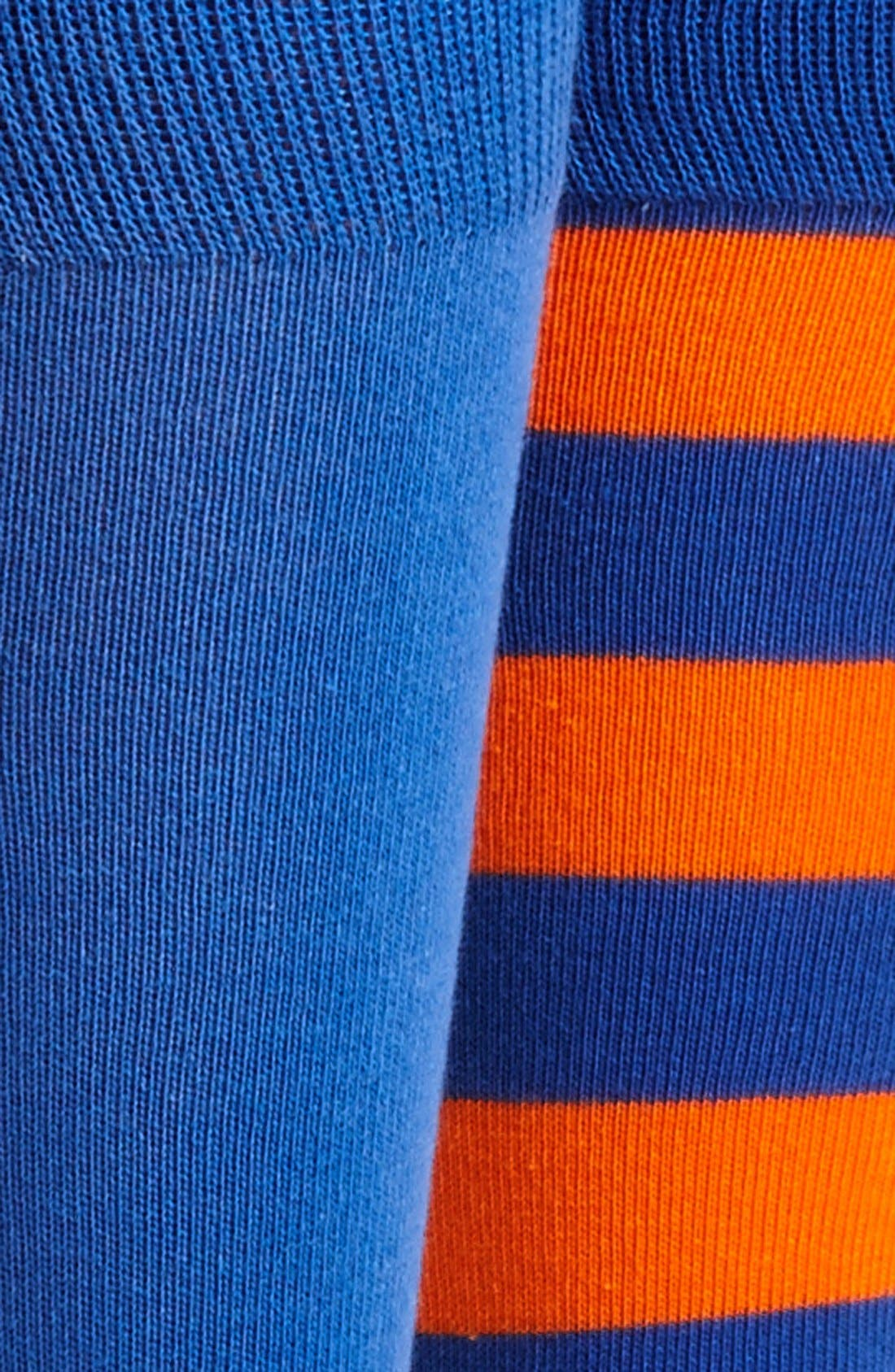 Cotton Blend Socks,                             Alternate thumbnail 30, color,