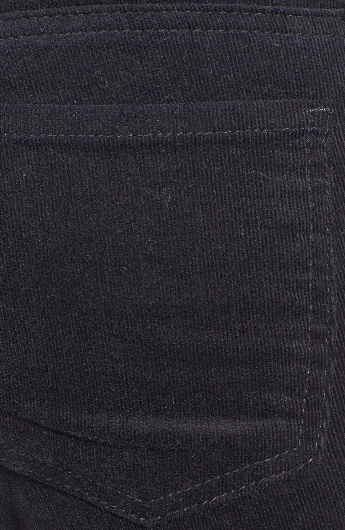 'Diana' Stretch Corduroy Skinny Pants,                             Alternate thumbnail 122, color,