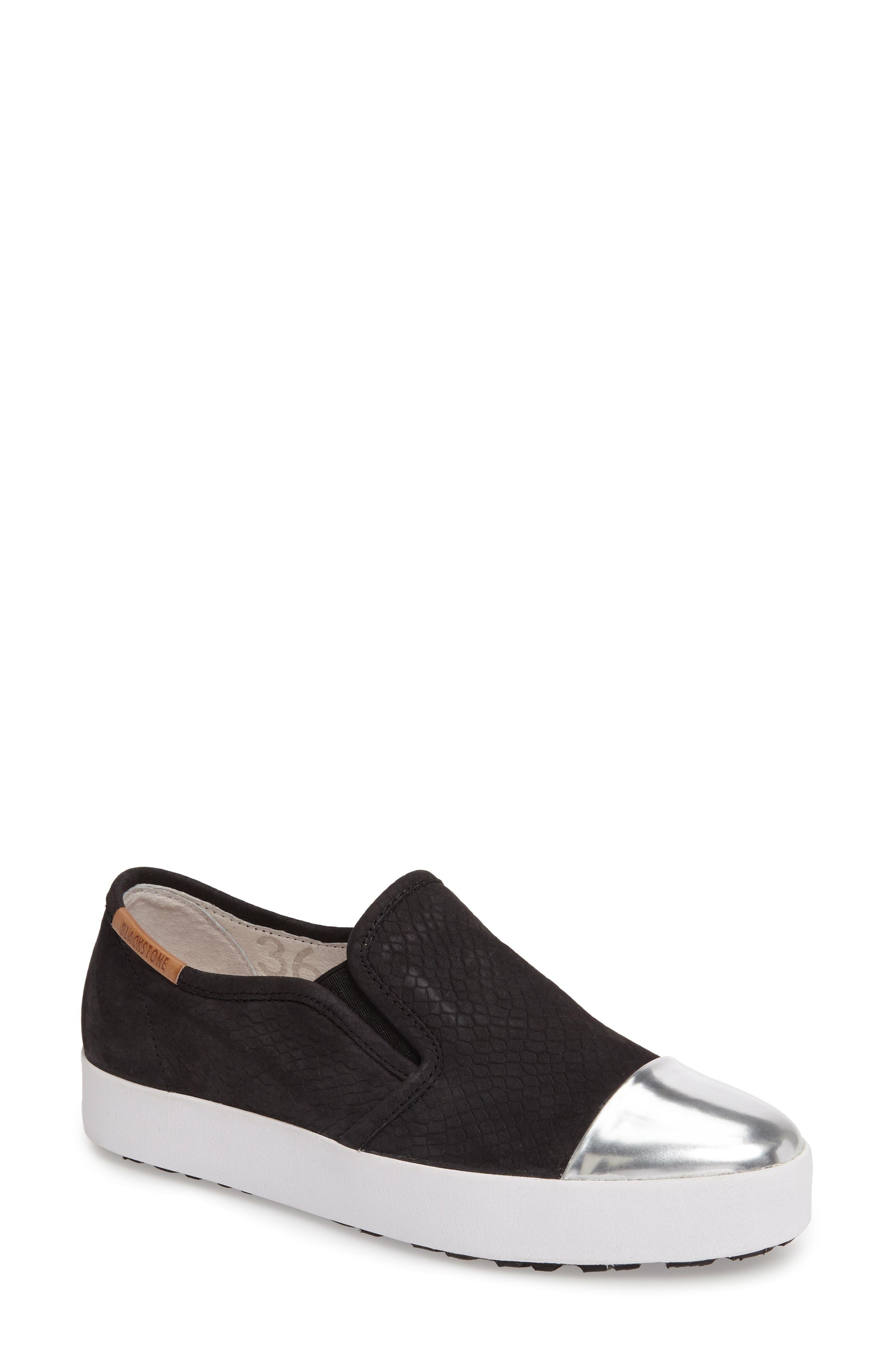 NL47 Slip-On Sneaker,                             Main thumbnail 1, color,                             001
