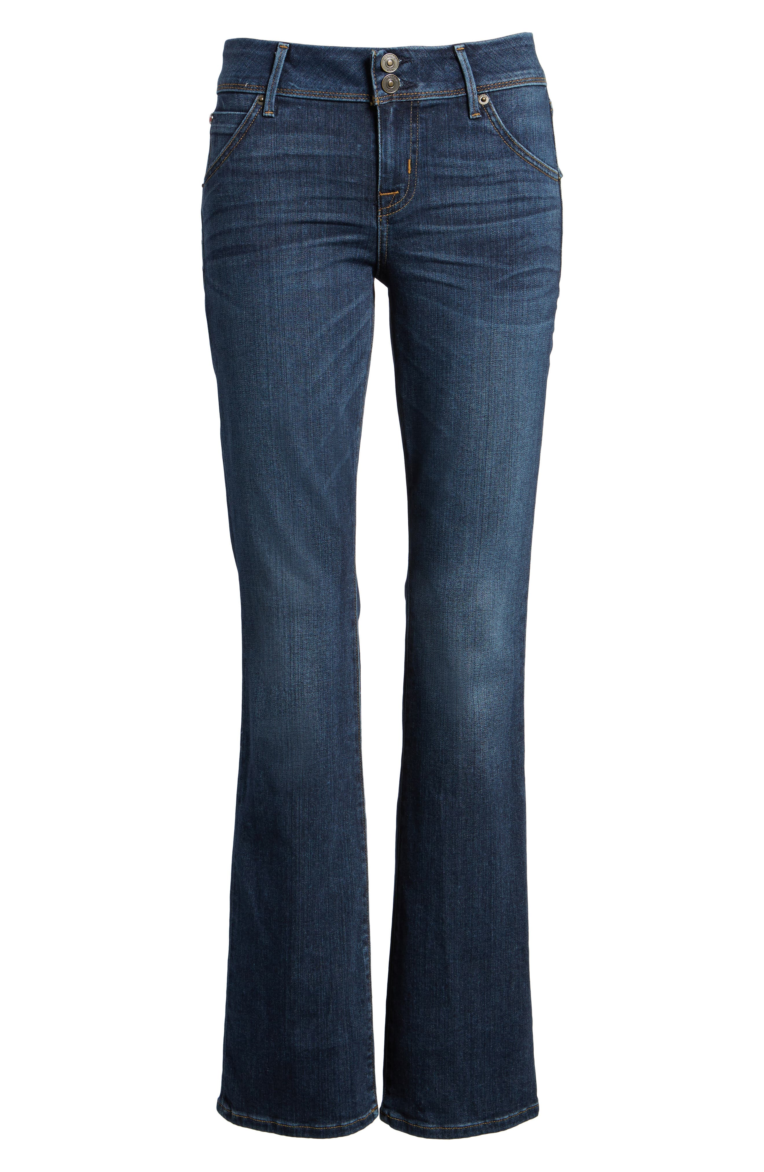Beth Baby Bootcut Jeans,                             Alternate thumbnail 6, color,                             422