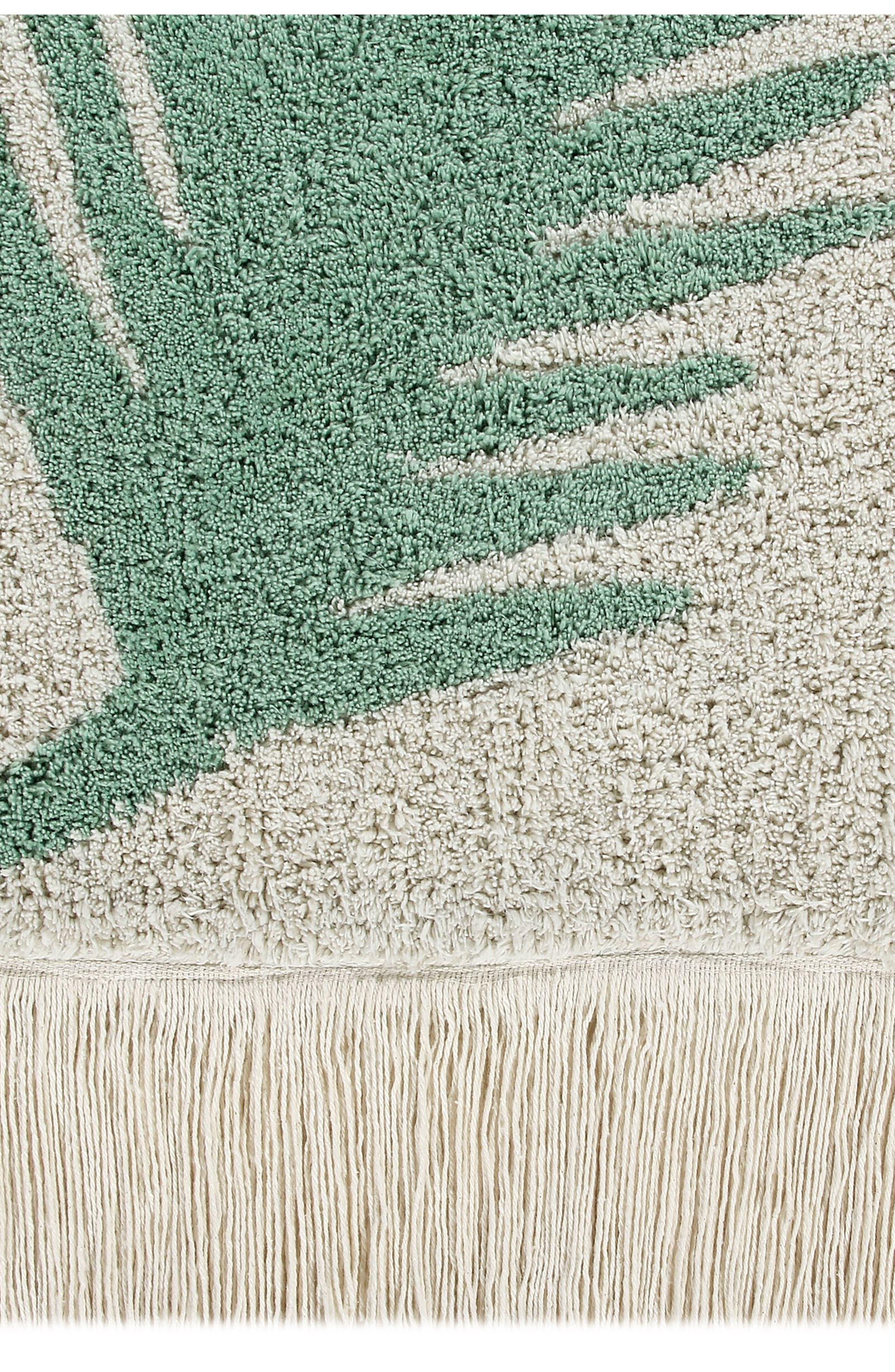 Tropical Rug,                             Alternate thumbnail 2, color,                             TROPICAL GREEN