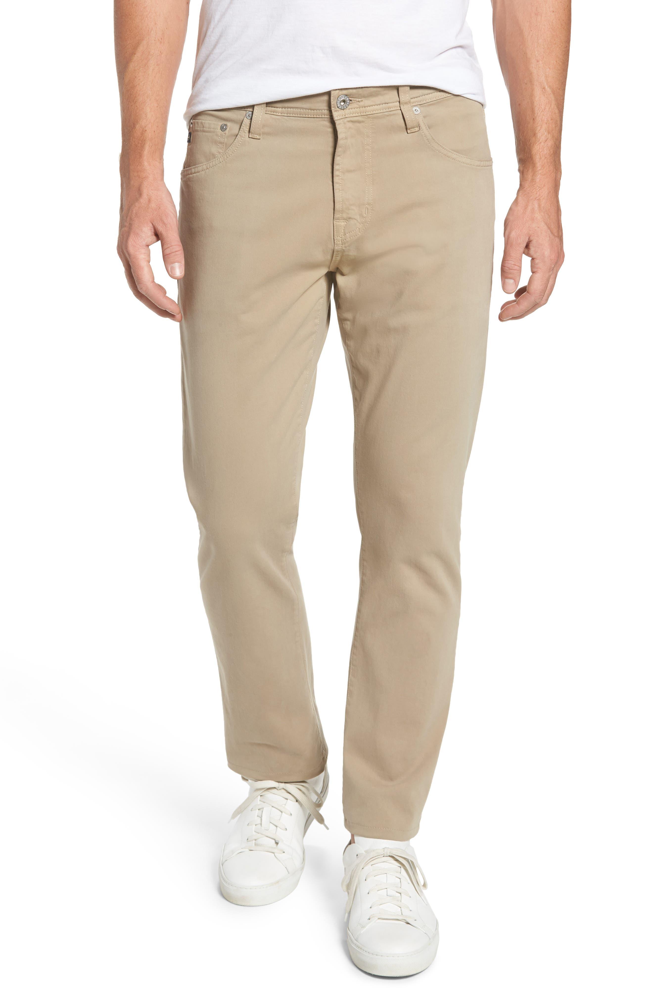 Men's AG Ives Sud Straight Leg Pants