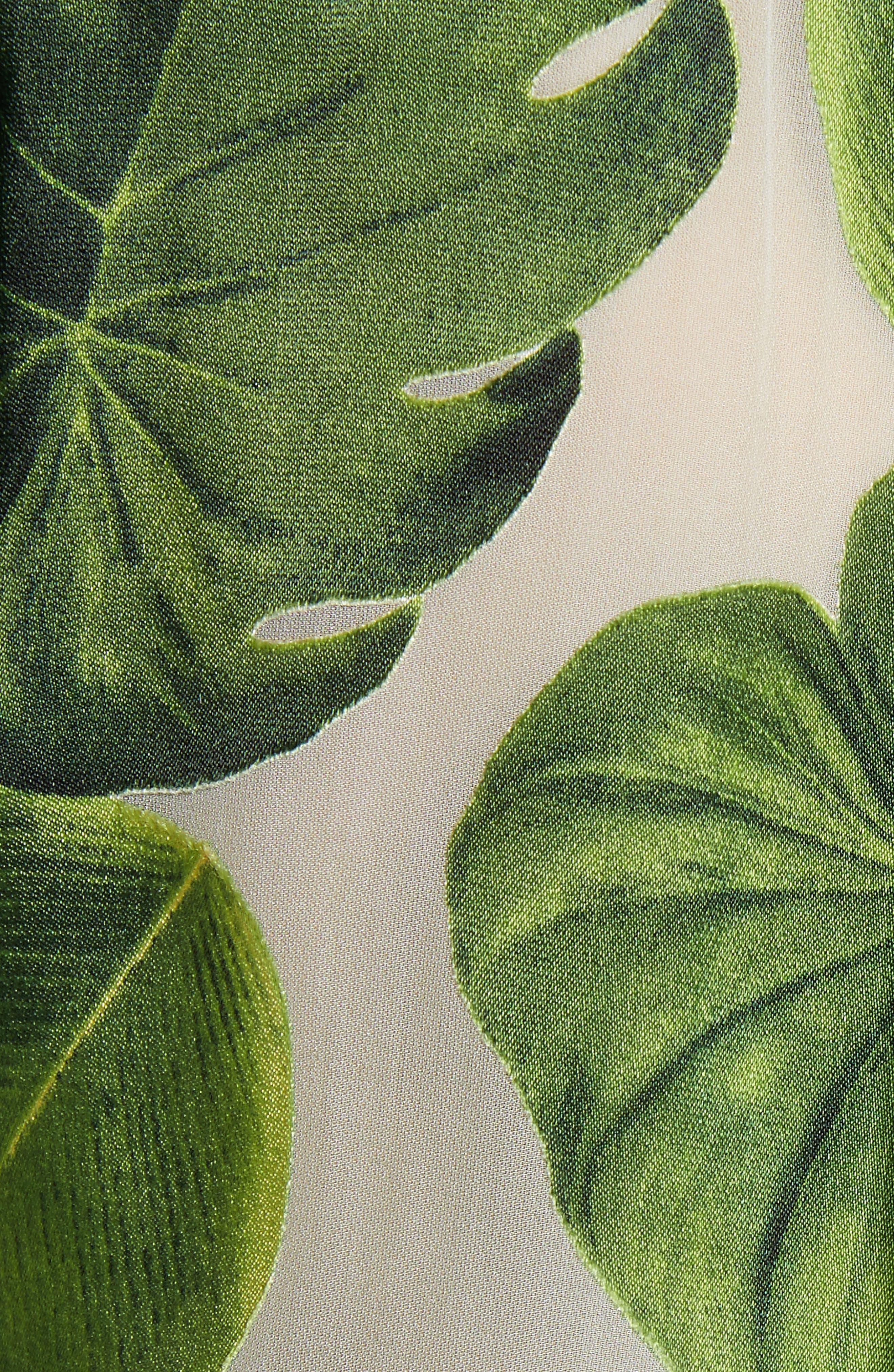 Sheila Tie Sleeve Top,                             Alternate thumbnail 5, color,                             371