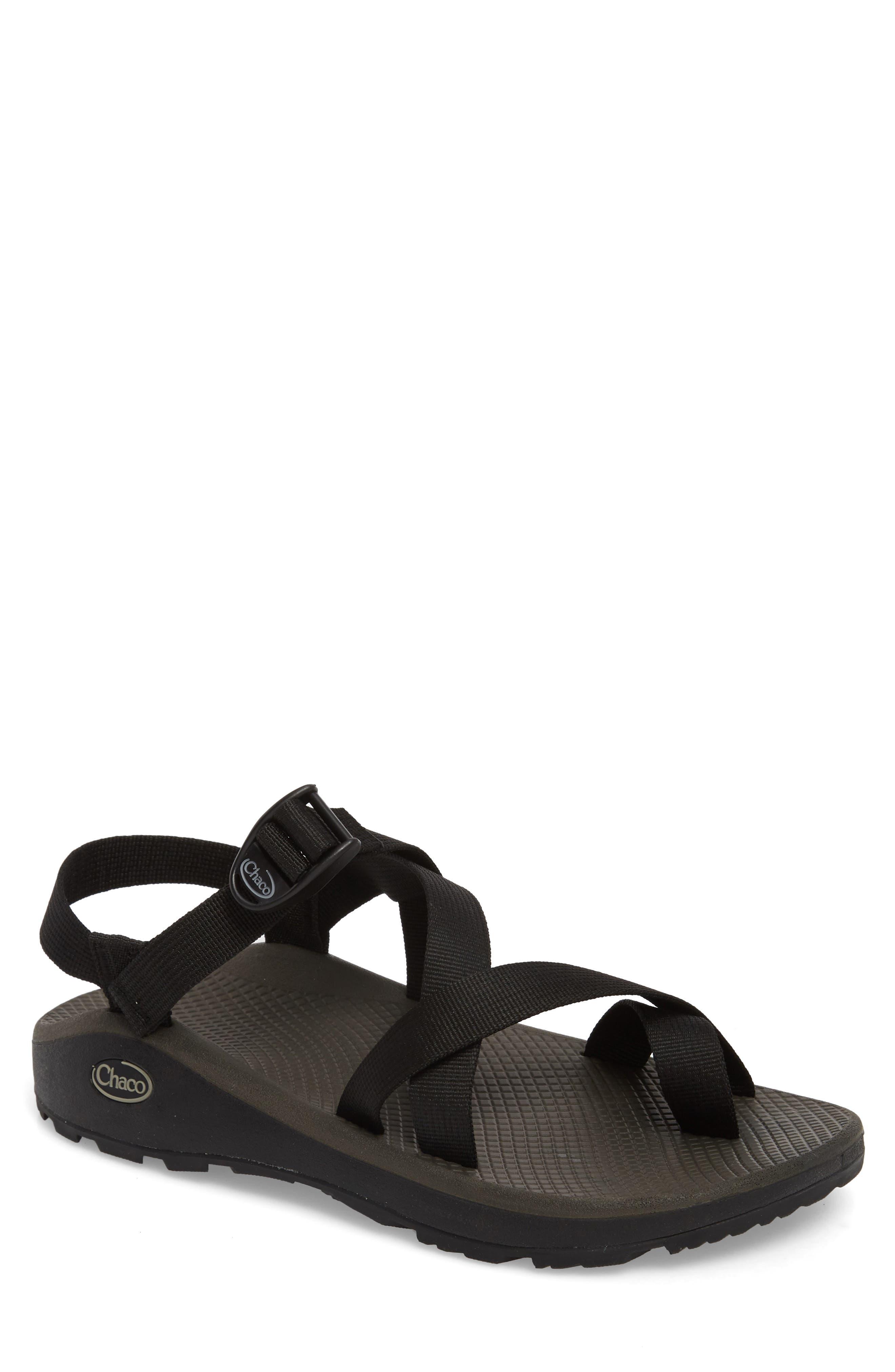 Z/Cloud 2 Sport Sandal,                             Main thumbnail 1, color,                             BLACK