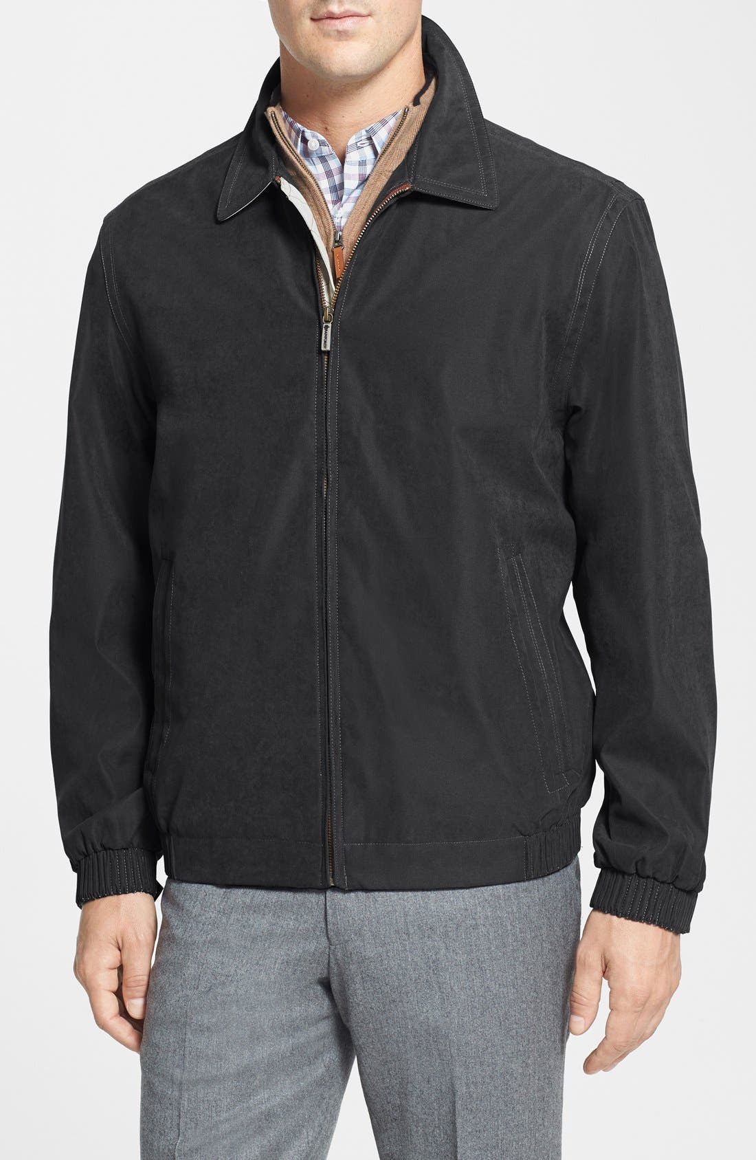 'Microseta' Lightweight Golf Jacket,                         Main,                         color,