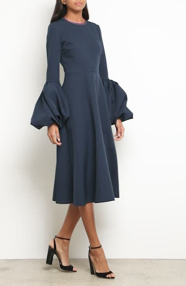 Aylin Bell Sleeve Dress, video thumbnail
