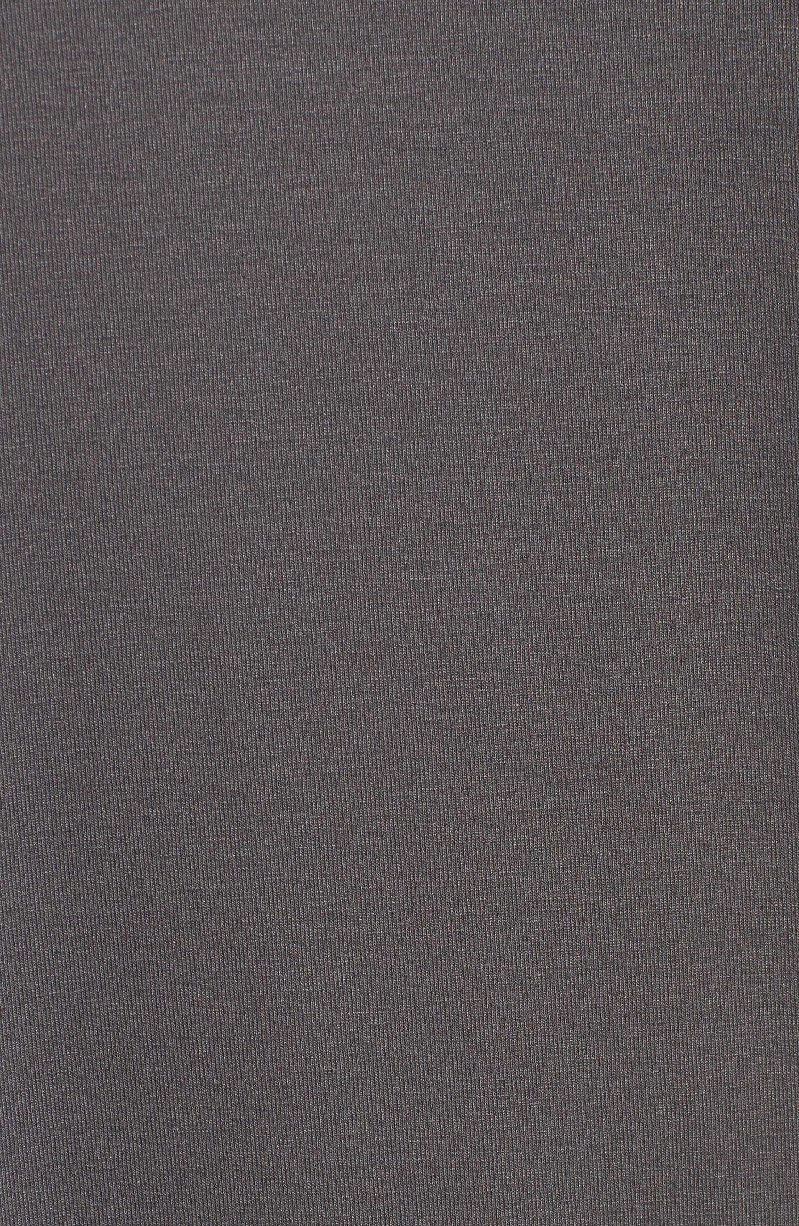 Jersey Asymmetrical A-Line Dress,                             Alternate thumbnail 22, color,