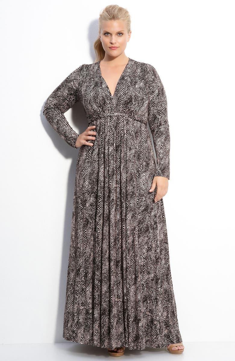 ed377e3ea2811 Rachel Pally Long Sleeve Maxi Dress (Plus)