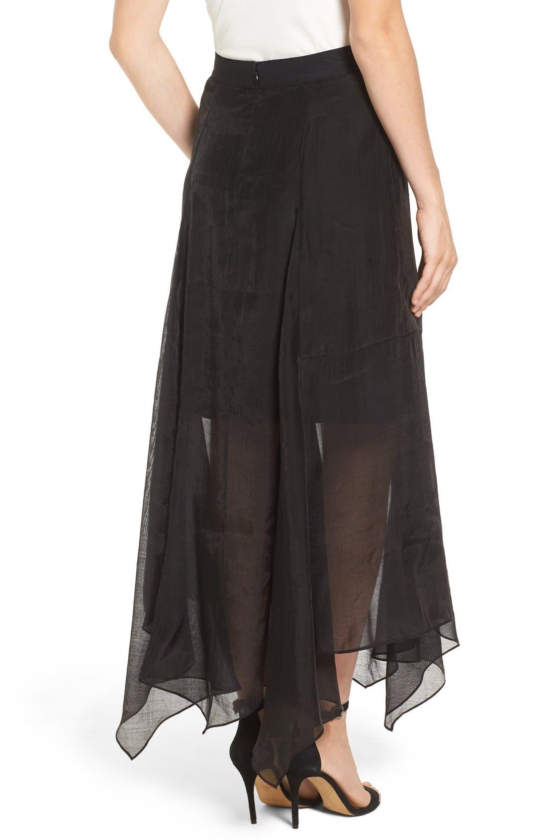 Batiste Party Skirt,                             Alternate thumbnail 5, color,                             004