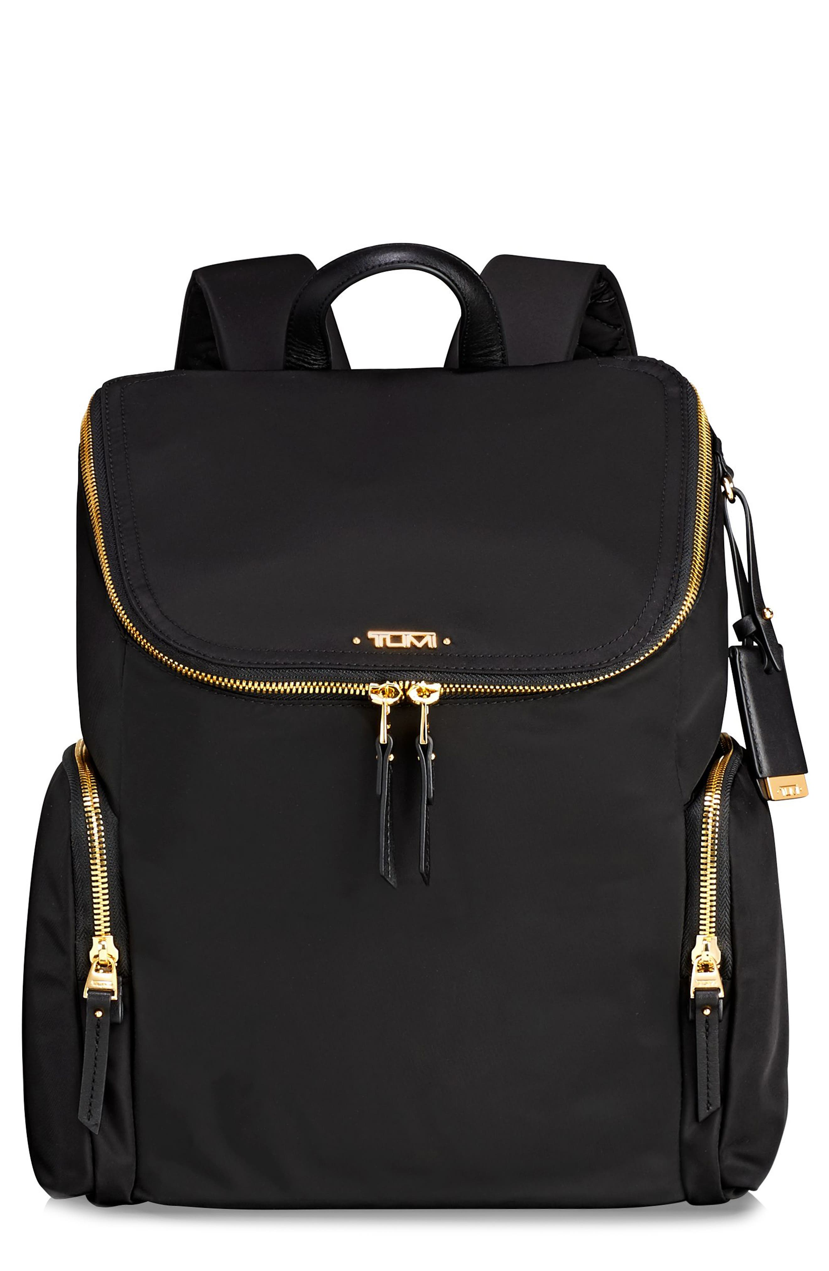 Voyageur Lexa Nylon Backpack,                         Main,                         color,