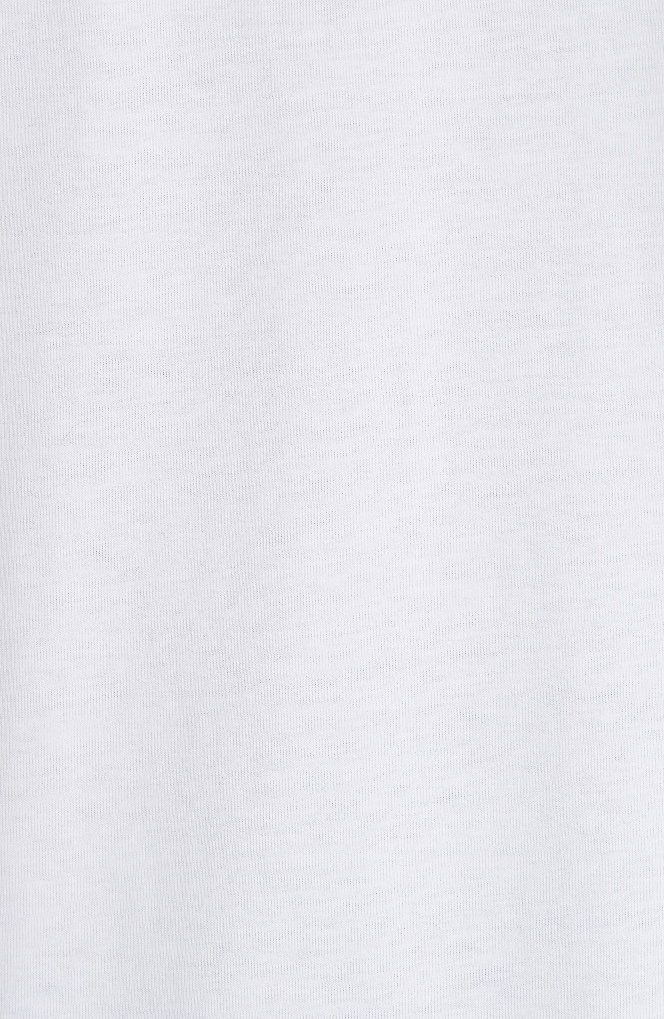 PS PAUL SMITH,                             Shipwreck Graphic T-Shirt,                             Alternate thumbnail 5, color,                             100
