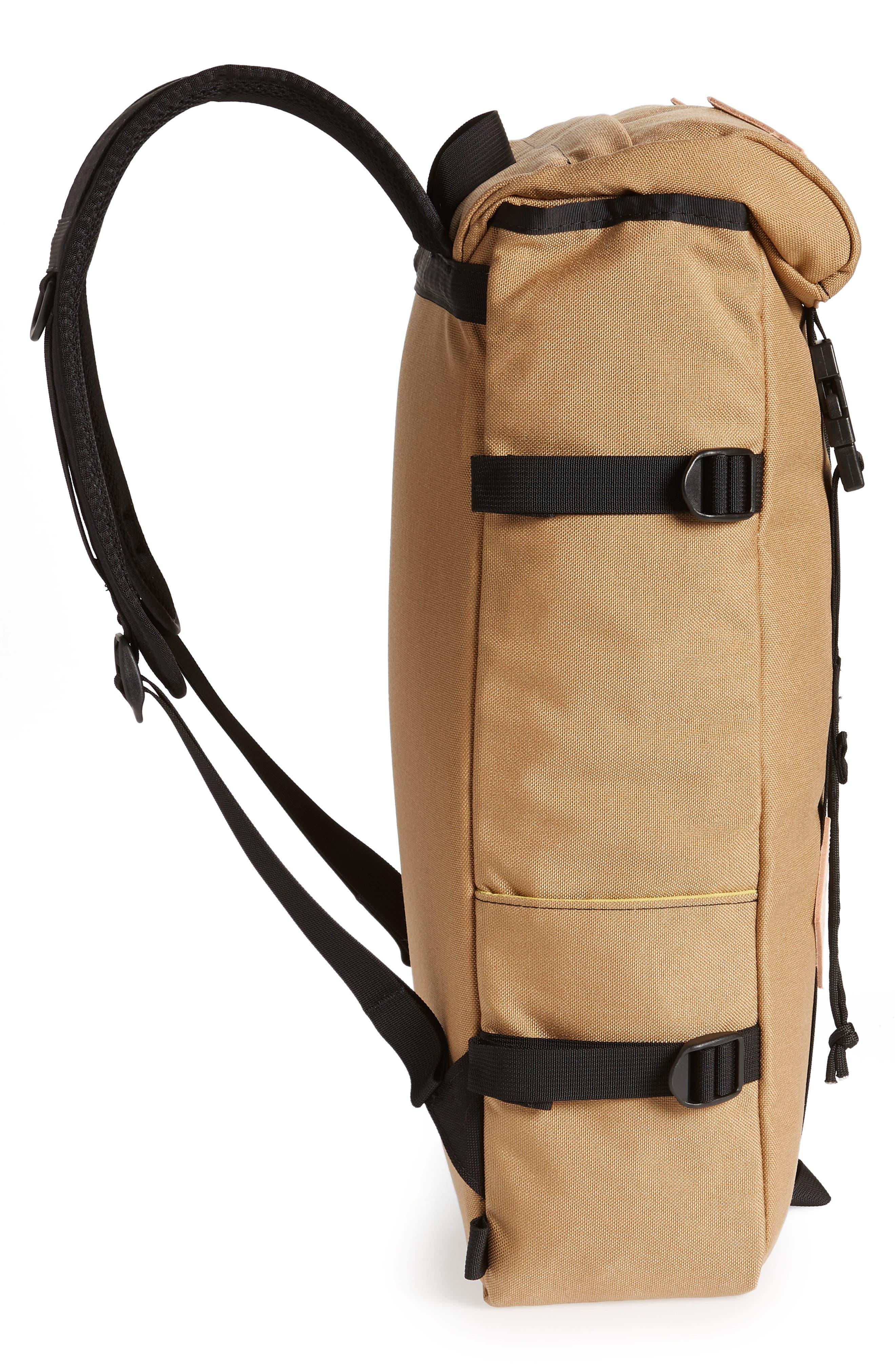 'Klettersack' Backpack,                             Alternate thumbnail 5, color,                             KHAKI